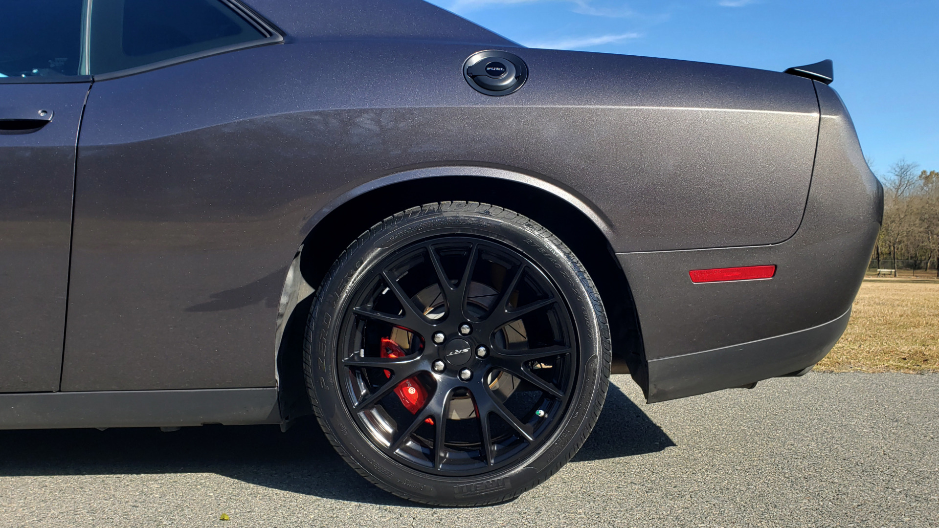 Used 2016 Dodge CHALLENGER SRT HELLCAT COUPE / 6-SPD MAN / NAV / SRT APPS / REARVIEW for sale Sold at Formula Imports in Charlotte NC 28227 6