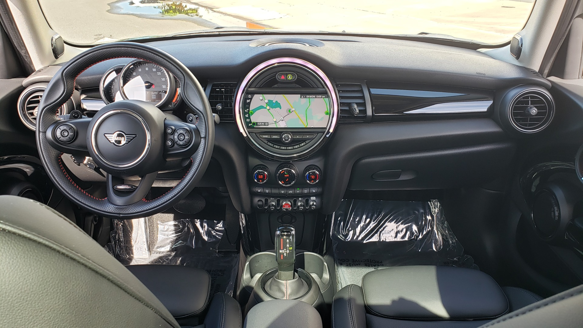 Used 2020 MINI HARDTOP 4 DOOR COOPER S / NAV / SUNROOF / AUTO / H/K SND / REARVIEW for sale $28,495 at Formula Imports in Charlotte NC 28227 79