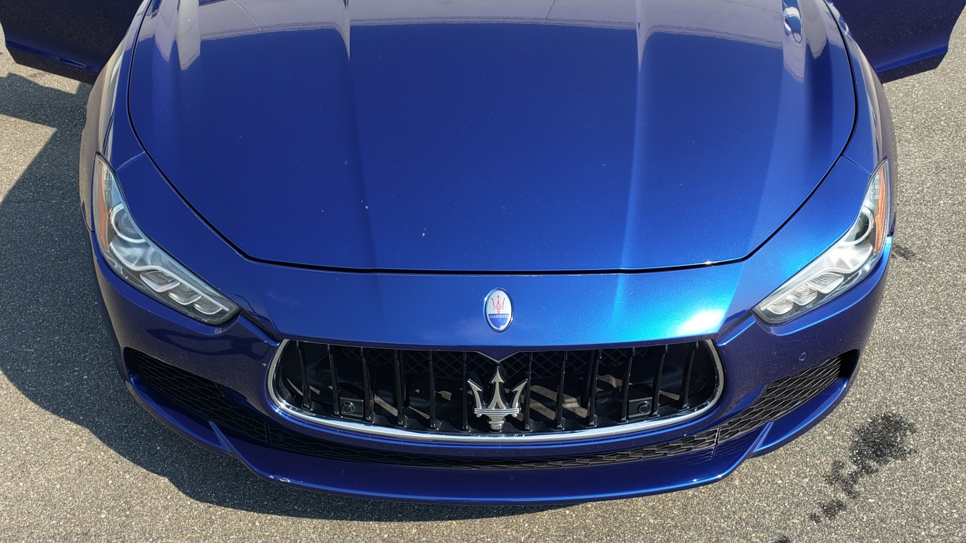 Used 2015 Maserati GHIBLI SEDAN / 3.0L V6 / 8-SPD AUTO / NAV / HTD STS / SUNROOF / REARVIEW for sale $24,495 at Formula Imports in Charlotte NC 28227 25