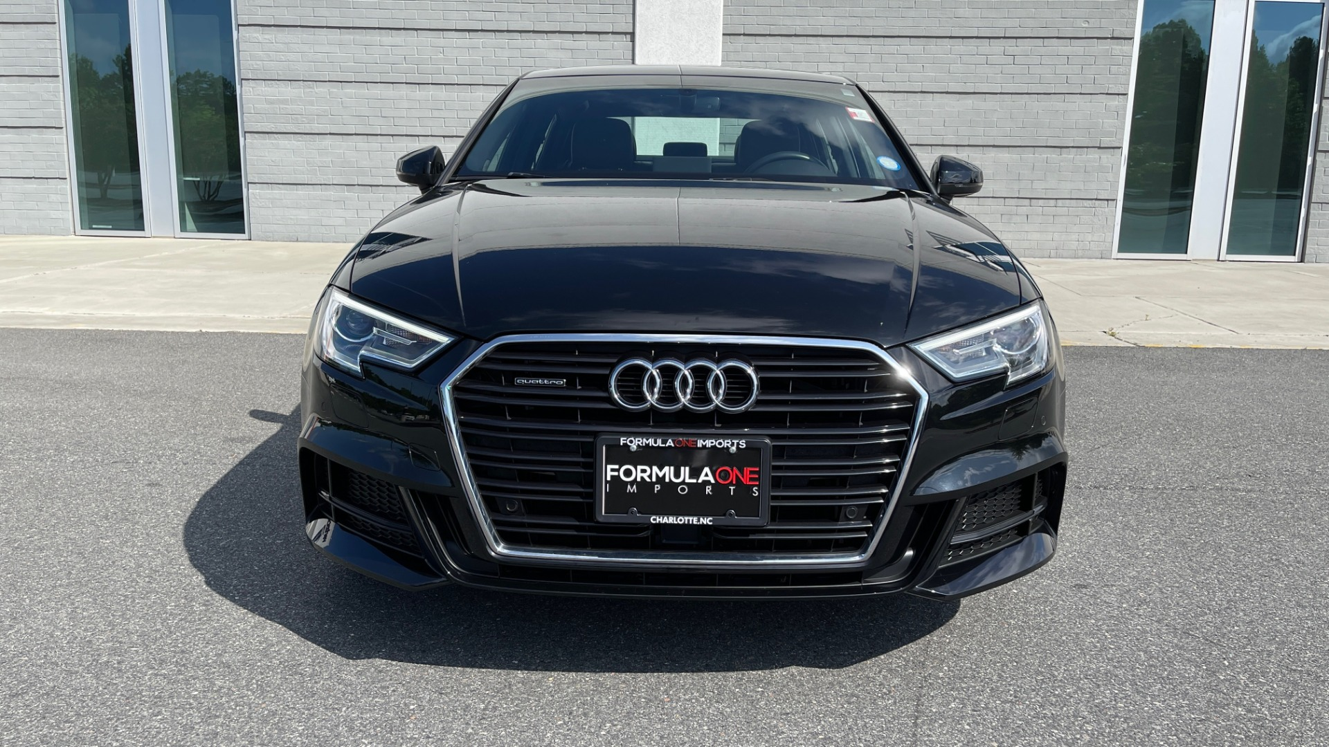 Used 2018 Audi A3 SEDAN PREMIUM PLUS / S-LINE / PANO-ROOF / PARK SYS / REARVIEW for sale $31,795 at Formula Imports in Charlotte NC 28227 11