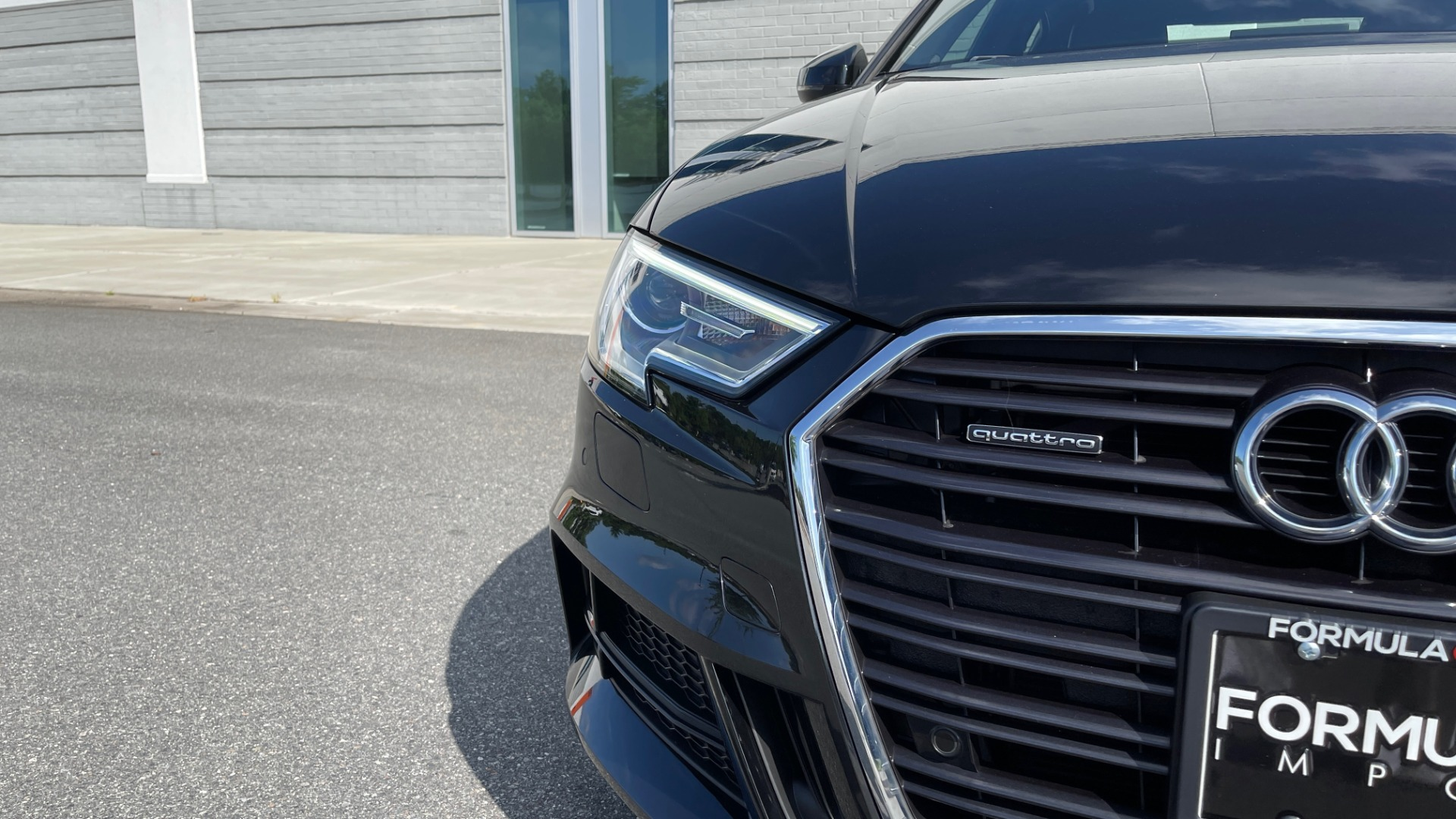 Used 2018 Audi A3 SEDAN PREMIUM PLUS / S-LINE / PANO-ROOF / PARK SYS / REARVIEW for sale $31,795 at Formula Imports in Charlotte NC 28227 12