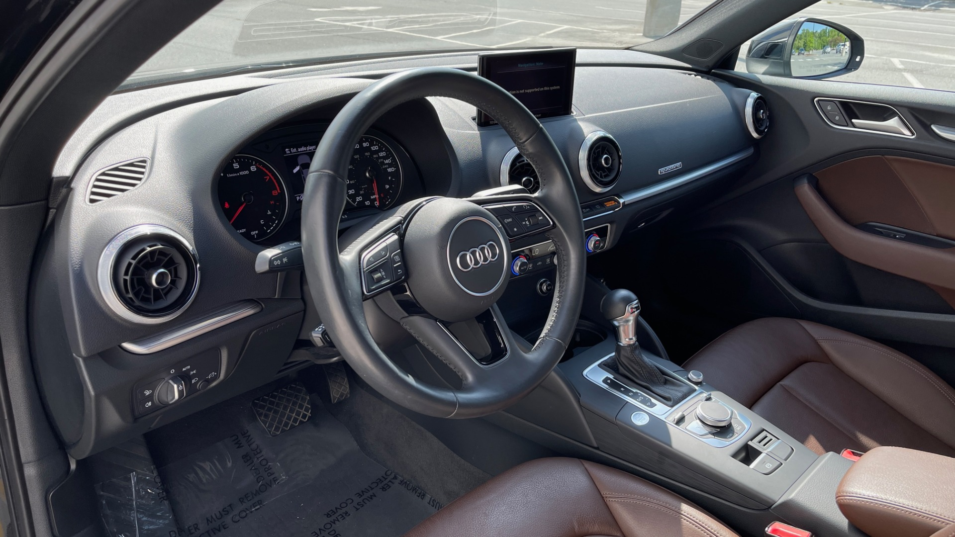 Used 2018 Audi A3 SEDAN PREMIUM PLUS / S-LINE / PANO-ROOF / PARK SYS / REARVIEW for sale $31,795 at Formula Imports in Charlotte NC 28227 27