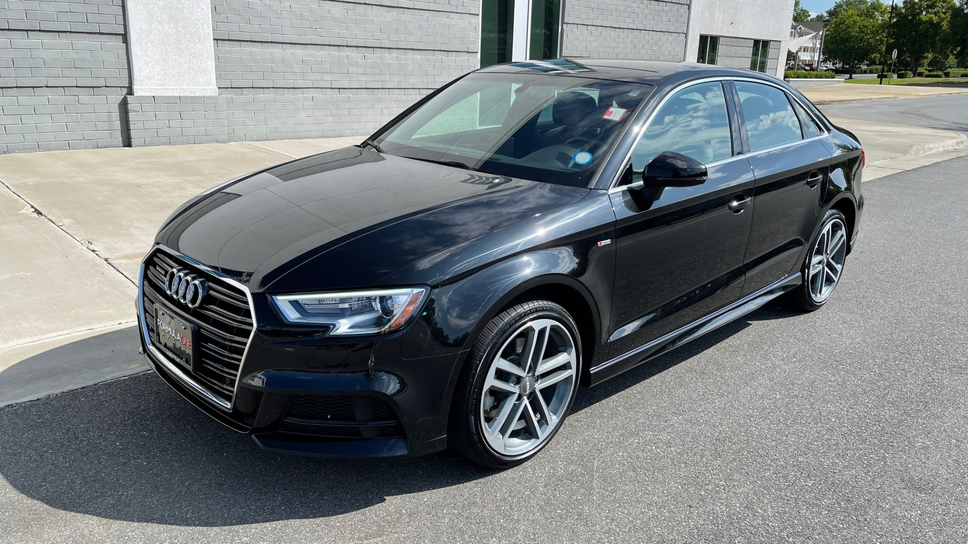Used 2018 Audi A3 SEDAN PREMIUM PLUS / S-LINE / PANO-ROOF / PARK SYS / REARVIEW for sale $31,795 at Formula Imports in Charlotte NC 28227 3