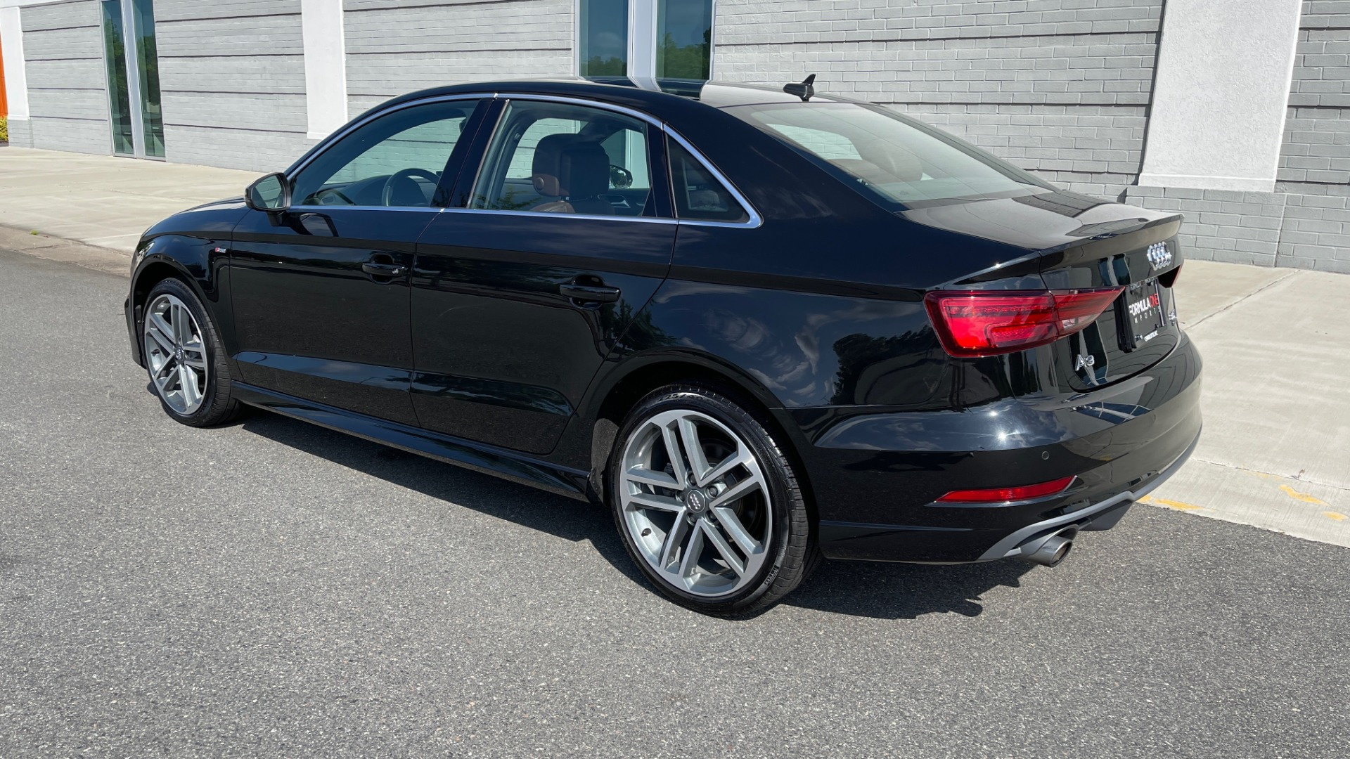 Used 2018 Audi A3 SEDAN PREMIUM PLUS / S-LINE / PANO-ROOF / PARK SYS / REARVIEW for sale $31,795 at Formula Imports in Charlotte NC 28227 5