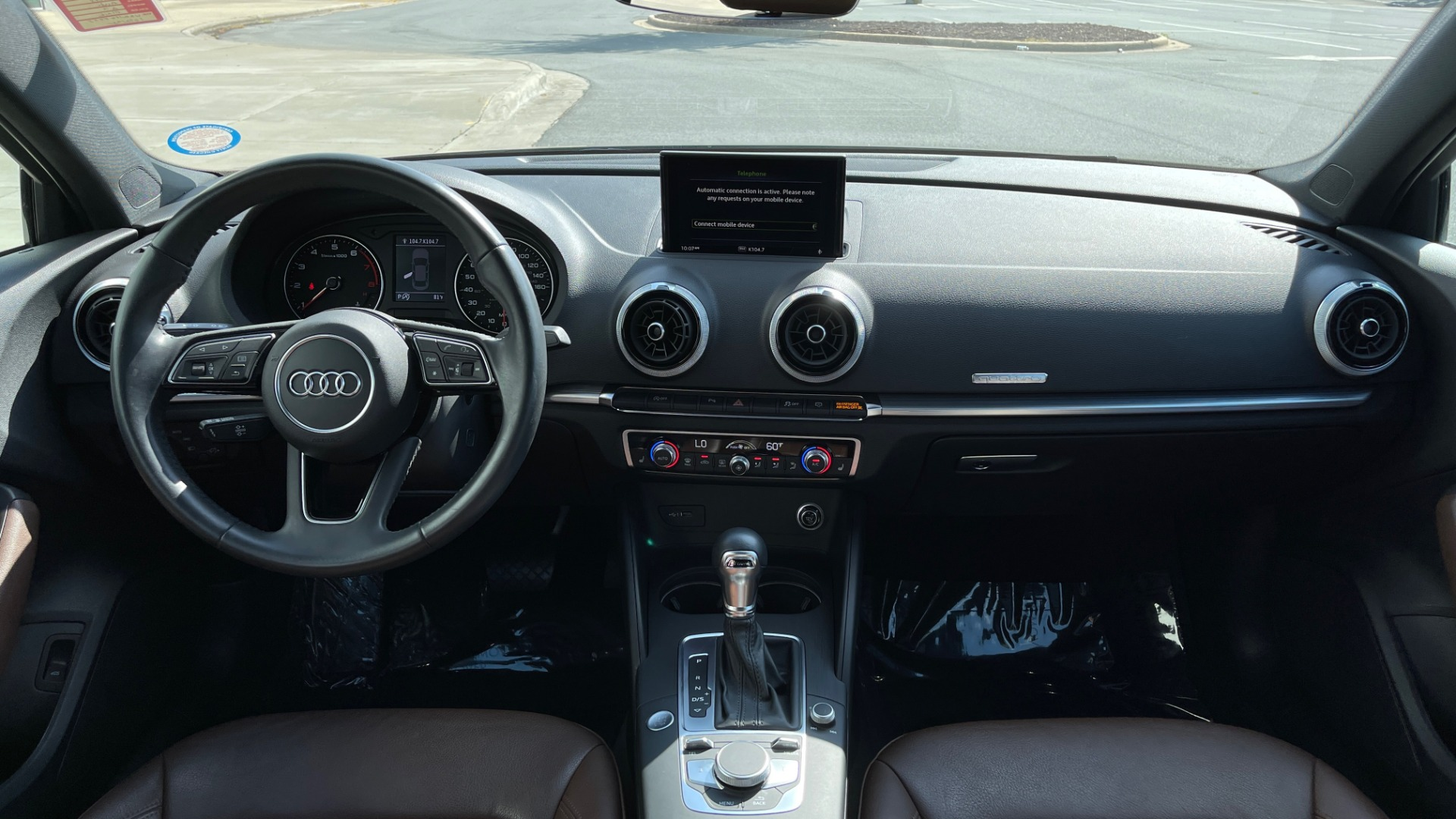 Used 2018 Audi A3 SEDAN PREMIUM PLUS / S-LINE / PANO-ROOF / PARK SYS / REARVIEW for sale $31,795 at Formula Imports in Charlotte NC 28227 55