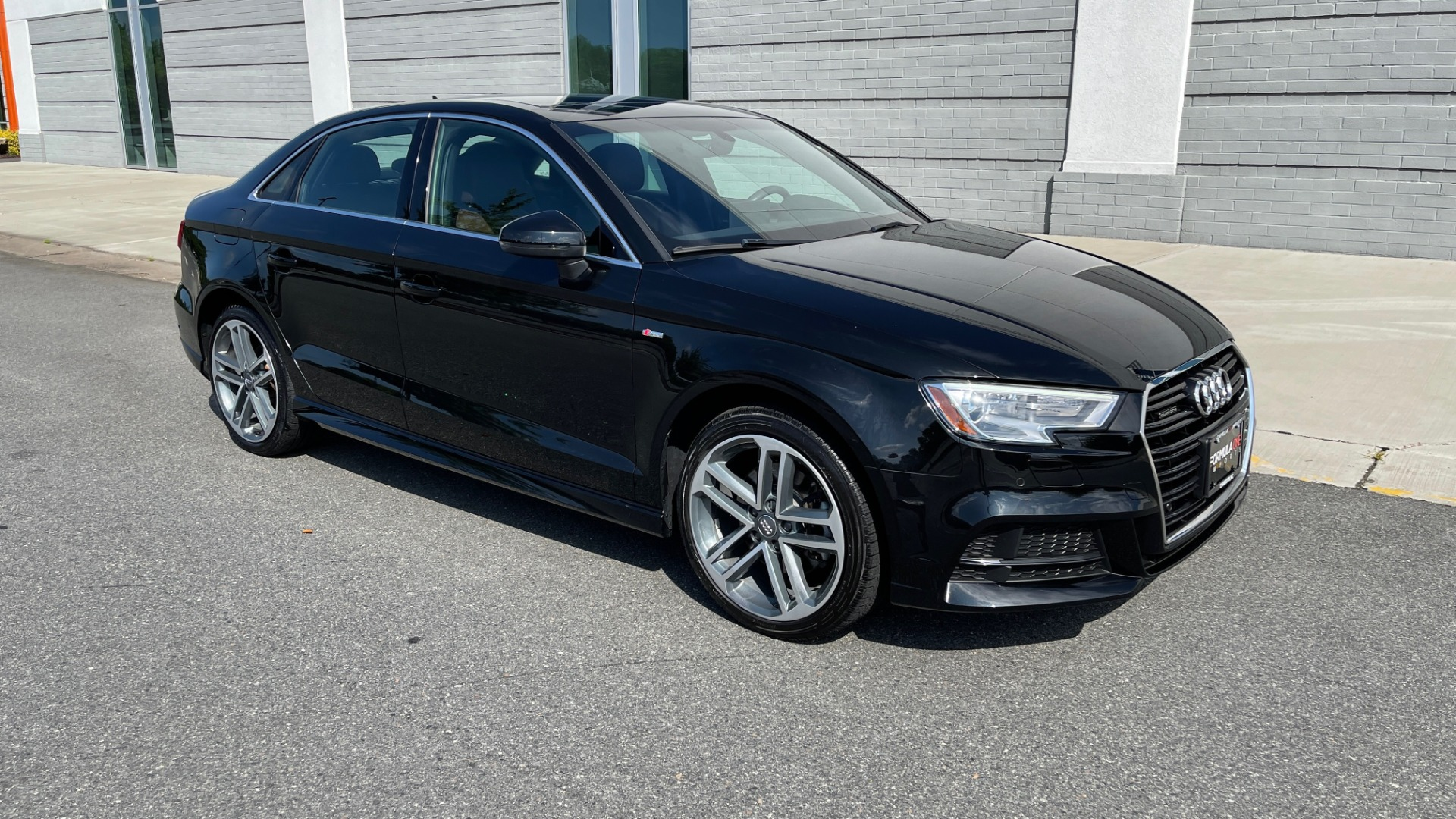 Used 2018 Audi A3 SEDAN PREMIUM PLUS / S-LINE / PANO-ROOF / PARK SYS / REARVIEW for sale $31,795 at Formula Imports in Charlotte NC 28227 6