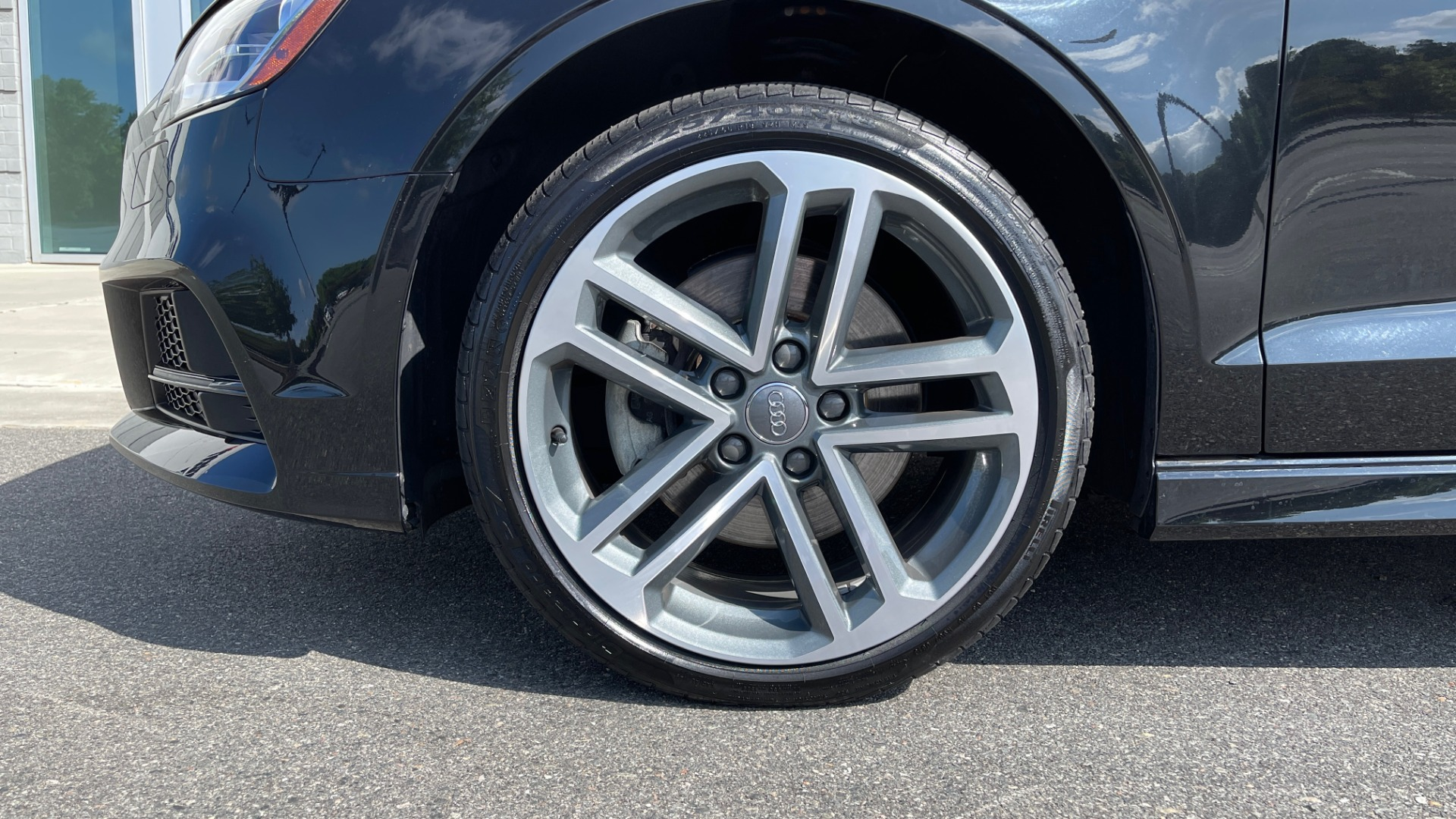 Used 2018 Audi A3 SEDAN PREMIUM PLUS / S-LINE / PANO-ROOF / PARK SYS / REARVIEW for sale $31,795 at Formula Imports in Charlotte NC 28227 67