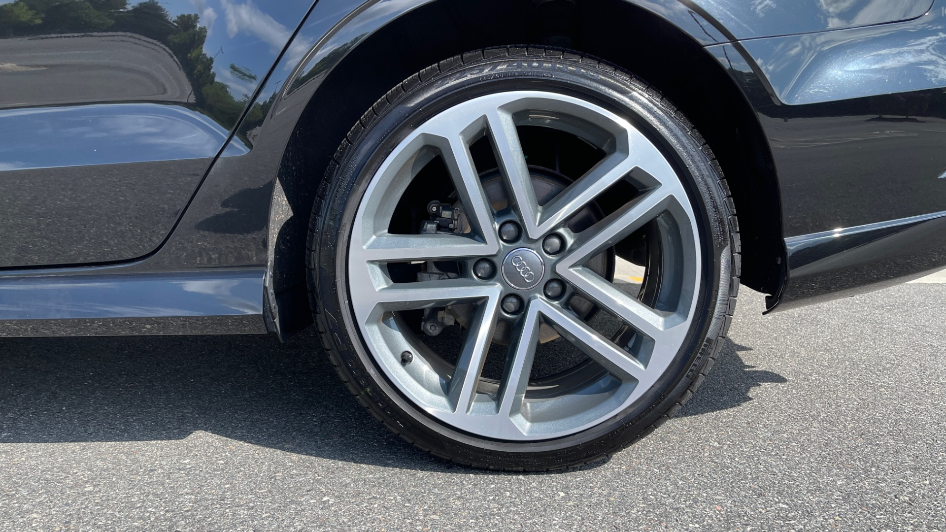 Used 2018 Audi A3 SEDAN PREMIUM PLUS / S-LINE / PANO-ROOF / PARK SYS / REARVIEW for sale $31,795 at Formula Imports in Charlotte NC 28227 68