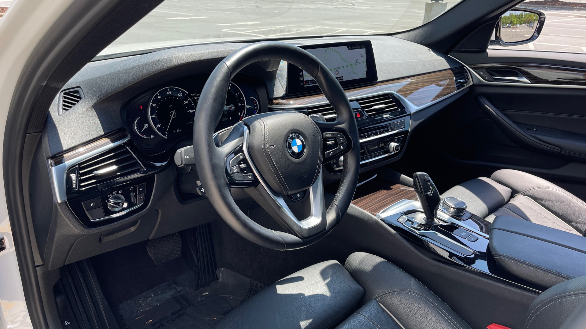Used 2018 BMW 5 SERIES 540IXDRIVE PREMIUM / PARK ASSIST / KEYLESS ENTRY / SUNROOF / REARVIEW for sale $42,995 at Formula Imports in Charlotte NC 28227 71