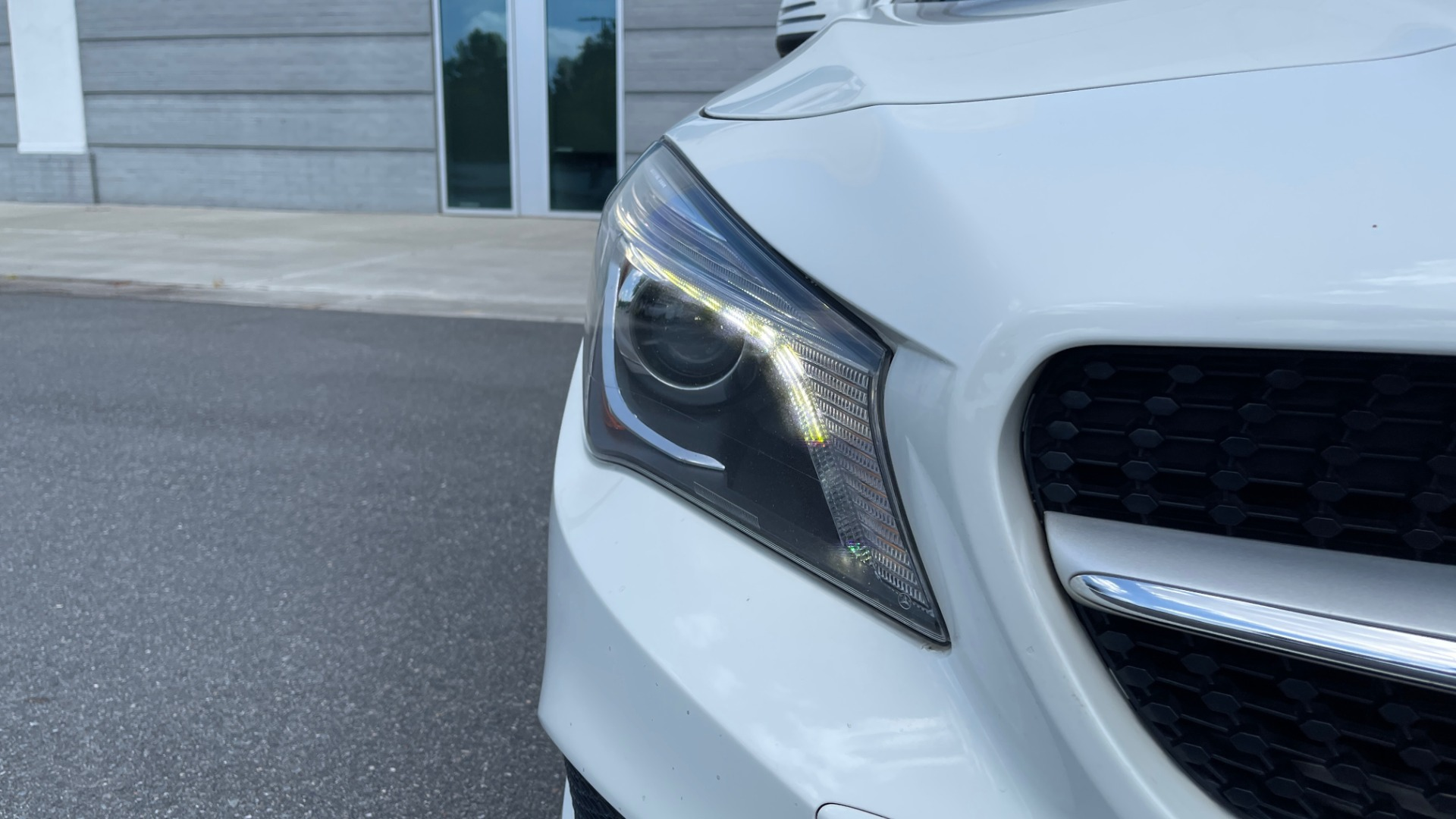 Used 2014 Mercedes-Benz CLA-Class 250 PREMIUM / NAV / MULTIMEDIA PKG / PANO-ROOF / REARVIEW for sale $19,495 at Formula Imports in Charlotte NC 28227 13
