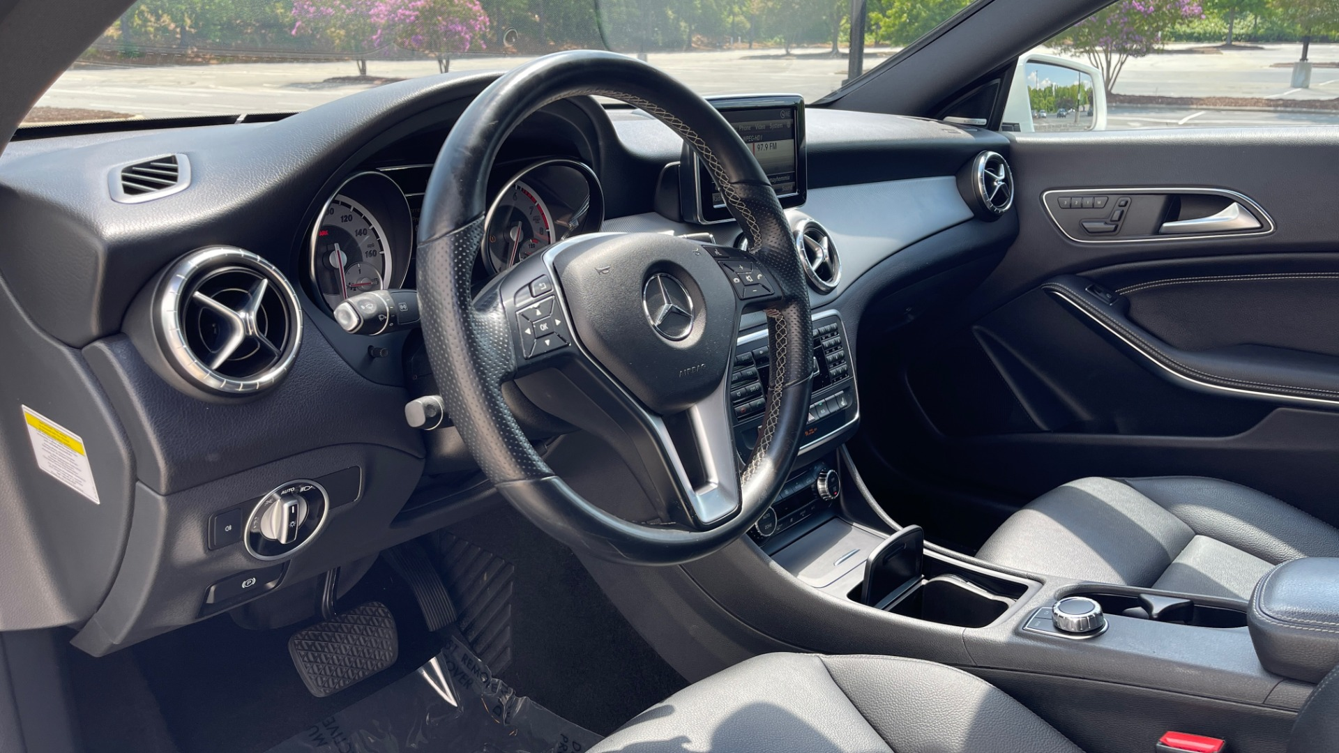 Used 2014 Mercedes-Benz CLA-Class 250 PREMIUM / NAV / MULTIMEDIA PKG / PANO-ROOF / REARVIEW for sale $19,495 at Formula Imports in Charlotte NC 28227 23