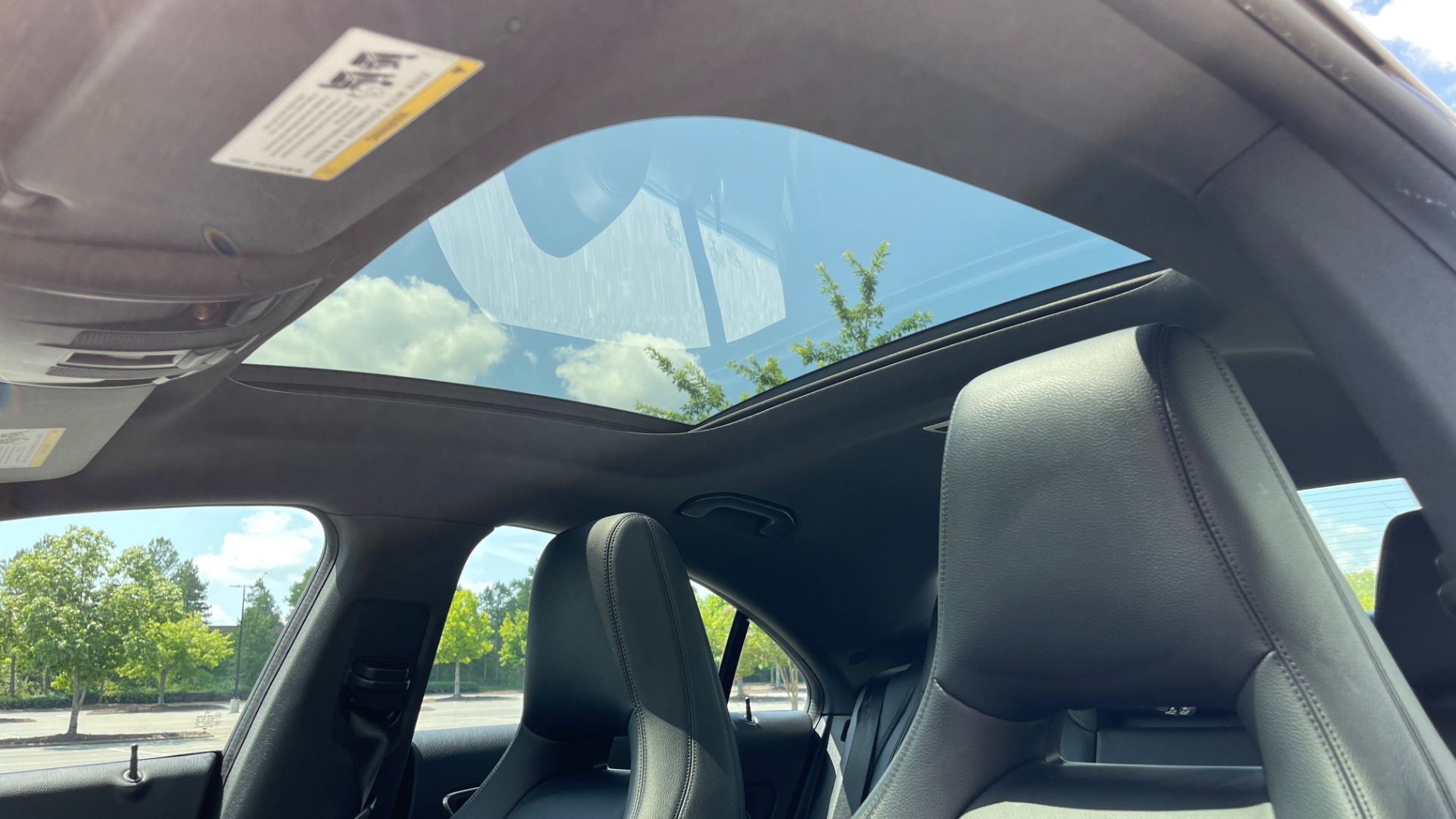 Used 2014 Mercedes-Benz CLA-Class 250 PREMIUM / NAV / MULTIMEDIA PKG / PANO-ROOF / REARVIEW for sale $19,495 at Formula Imports in Charlotte NC 28227 42