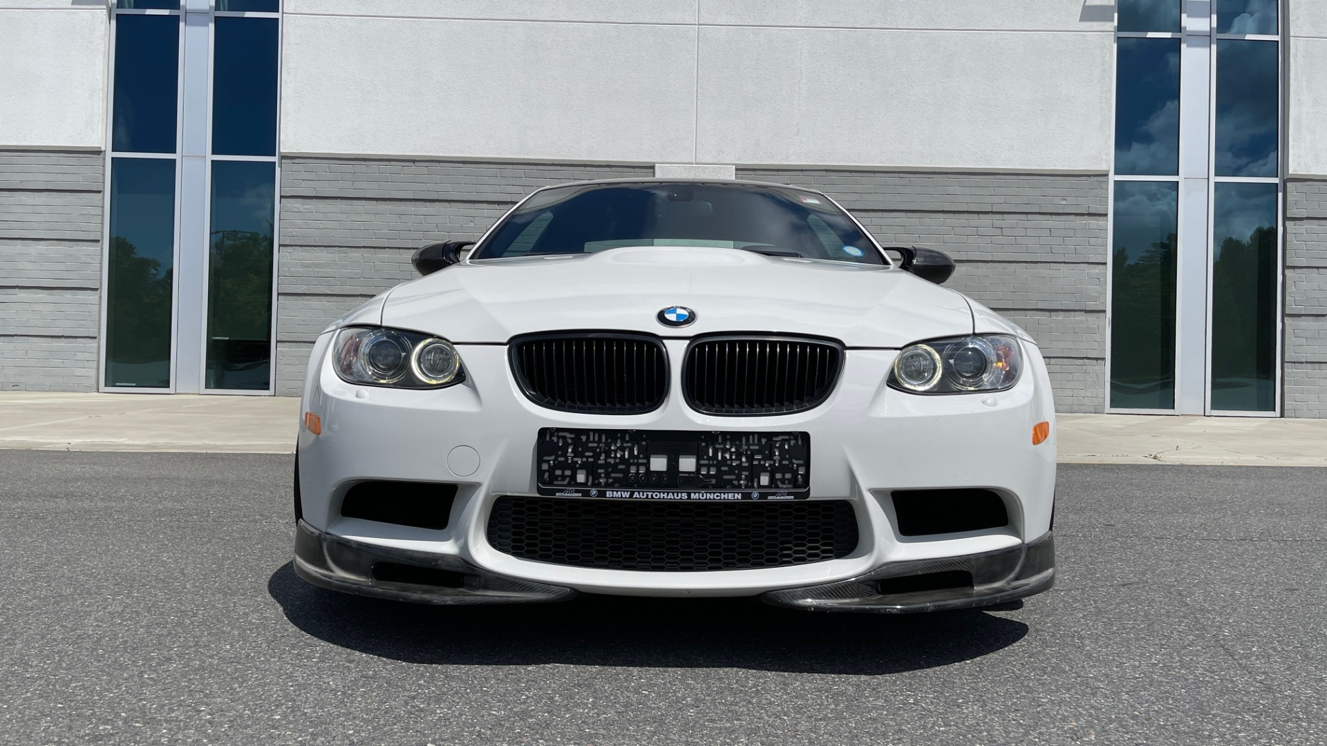 Used 2011 BMW M3 PREMIUM COUPE / CLD WTHR / TECH / SMARTPHONEINT / PARK ASST for sale Sold at Formula Imports in Charlotte NC 28227 20