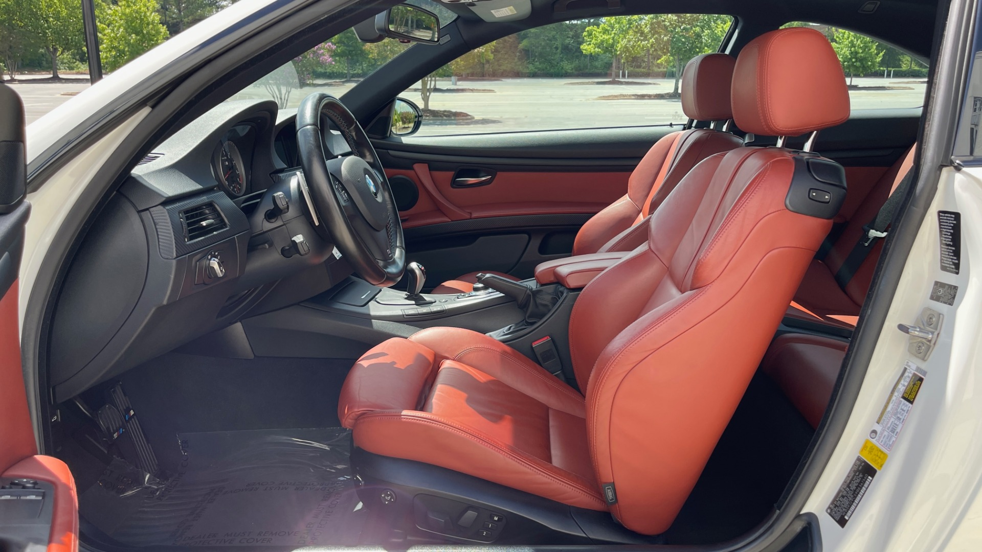 Used 2011 BMW M3 PREMIUM COUPE / CLD WTHR / TECH / SMARTPHONEINT / PARK ASST for sale Sold at Formula Imports in Charlotte NC 28227 41