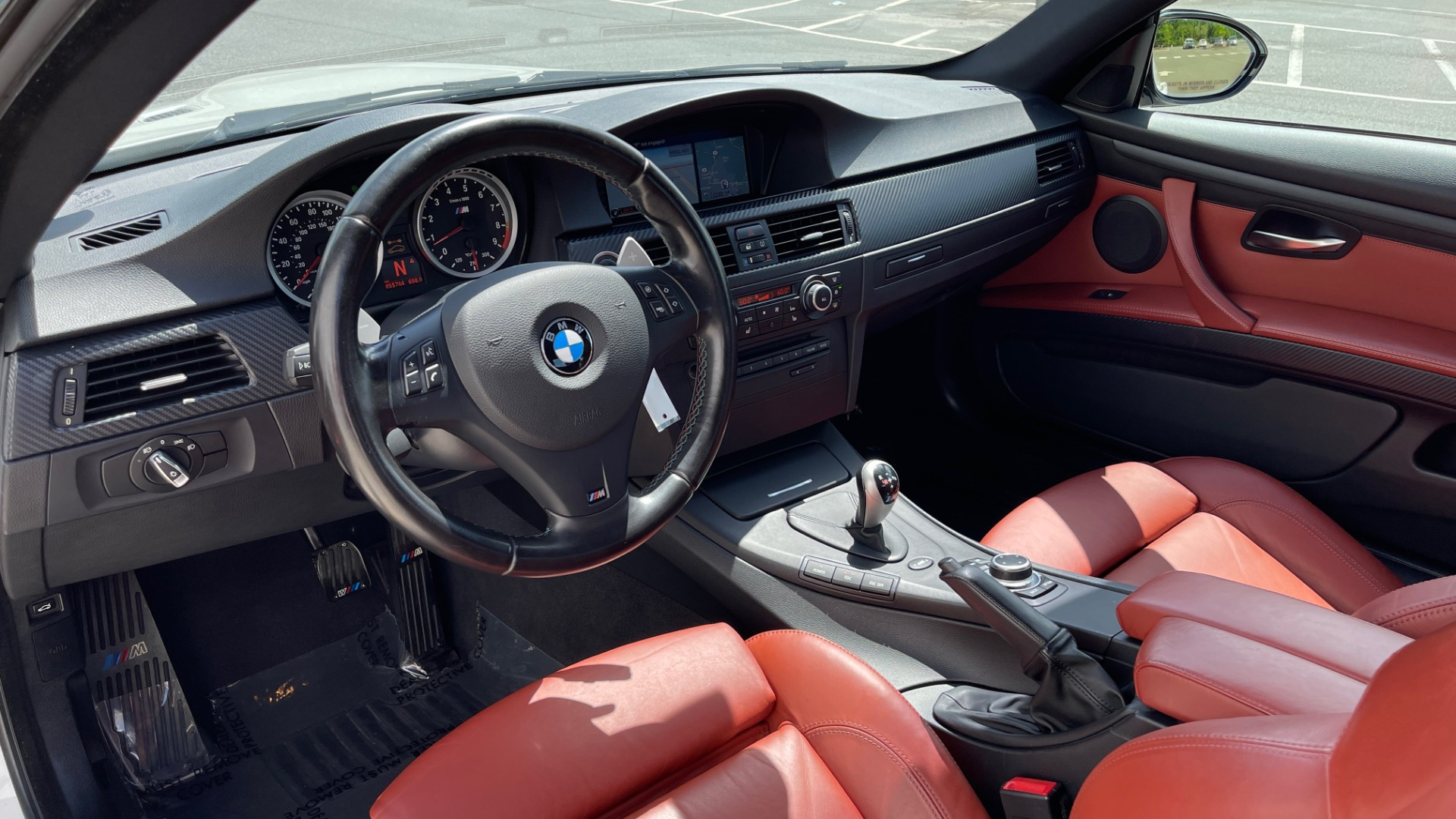Used 2011 BMW M3 PREMIUM COUPE / CLD WTHR / TECH / SMARTPHONEINT / PARK ASST for sale Sold at Formula Imports in Charlotte NC 28227 44