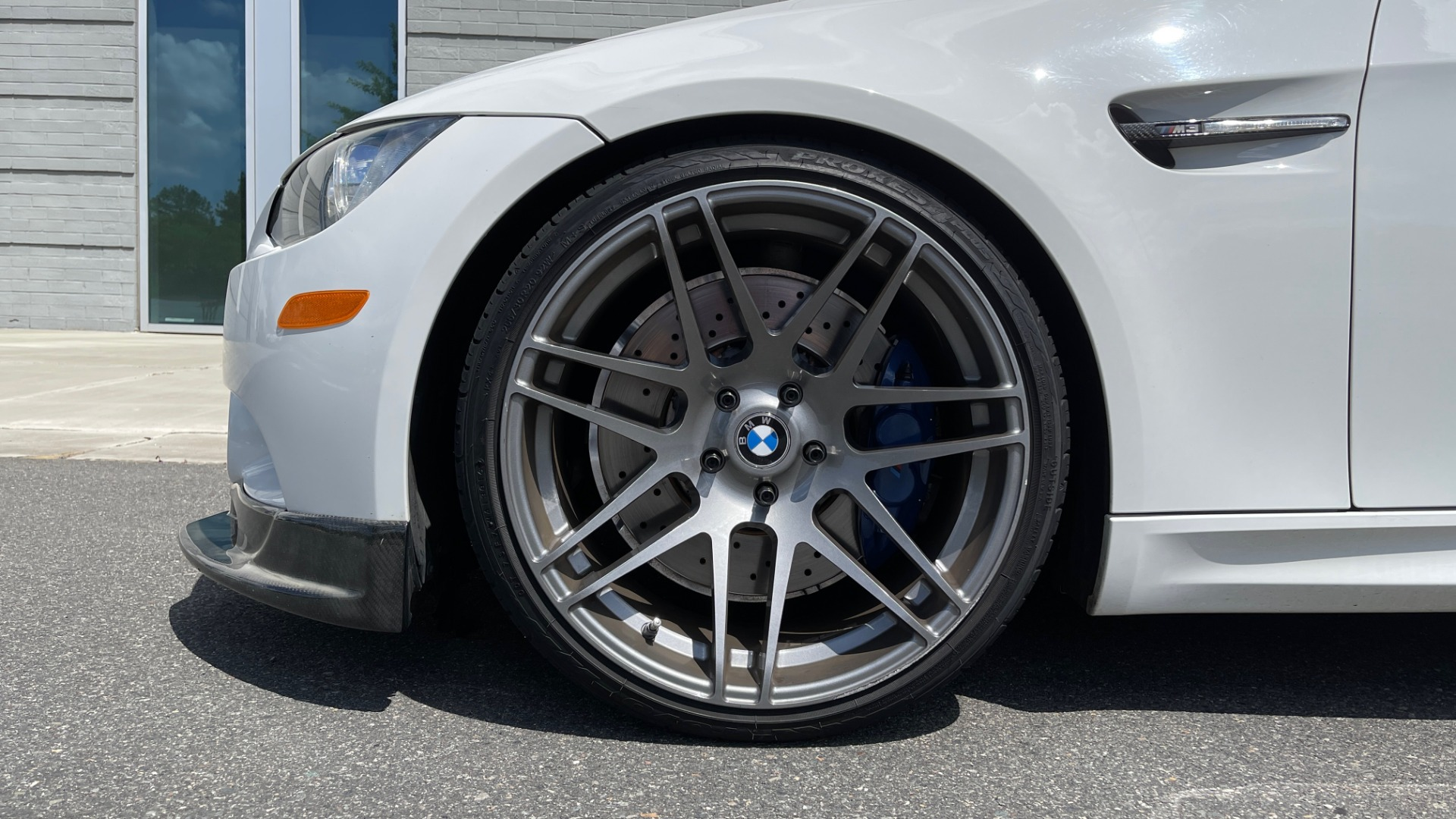 Used 2011 BMW M3 PREMIUM COUPE / CLD WTHR / TECH / SMARTPHONEINT / PARK ASST for sale Sold at Formula Imports in Charlotte NC 28227 80