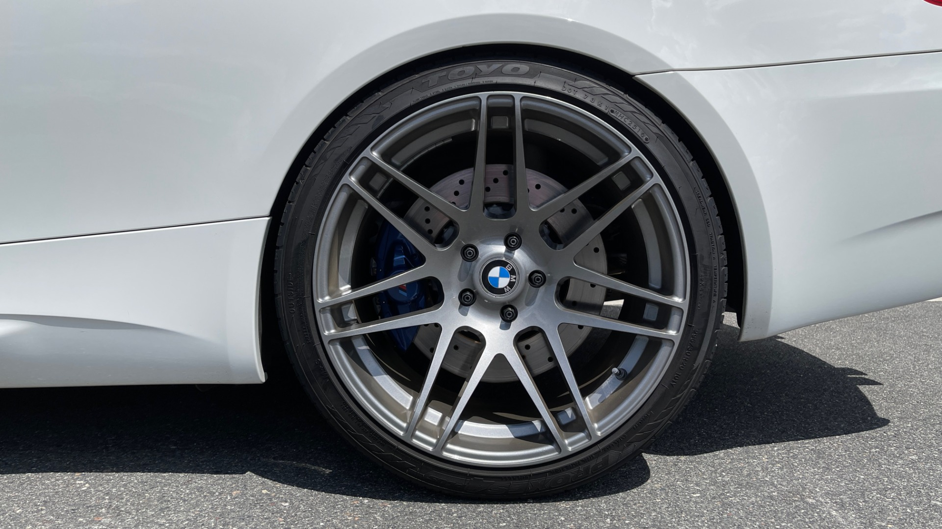 Used 2011 BMW M3 PREMIUM COUPE / CLD WTHR / TECH / SMARTPHONEINT / PARK ASST for sale Sold at Formula Imports in Charlotte NC 28227 81