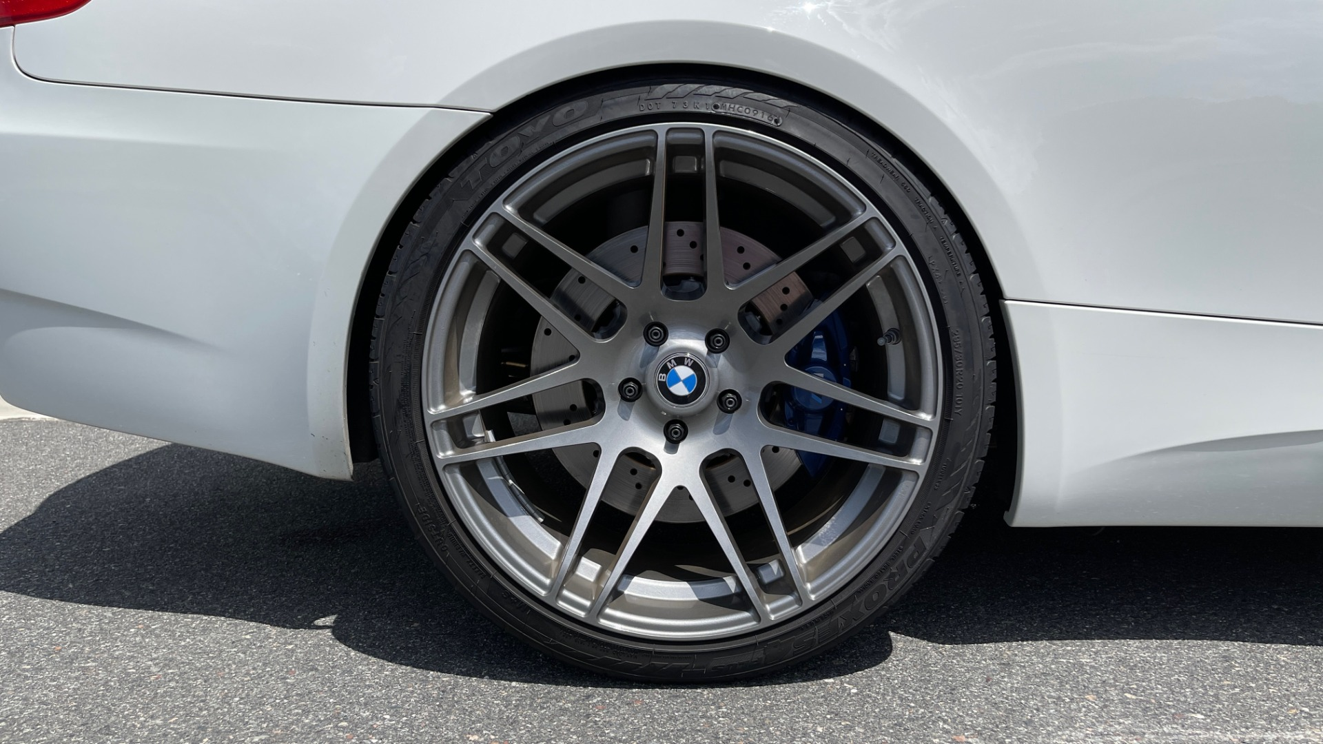 Used 2011 BMW M3 PREMIUM COUPE / CLD WTHR / TECH / SMARTPHONEINT / PARK ASST for sale Sold at Formula Imports in Charlotte NC 28227 82