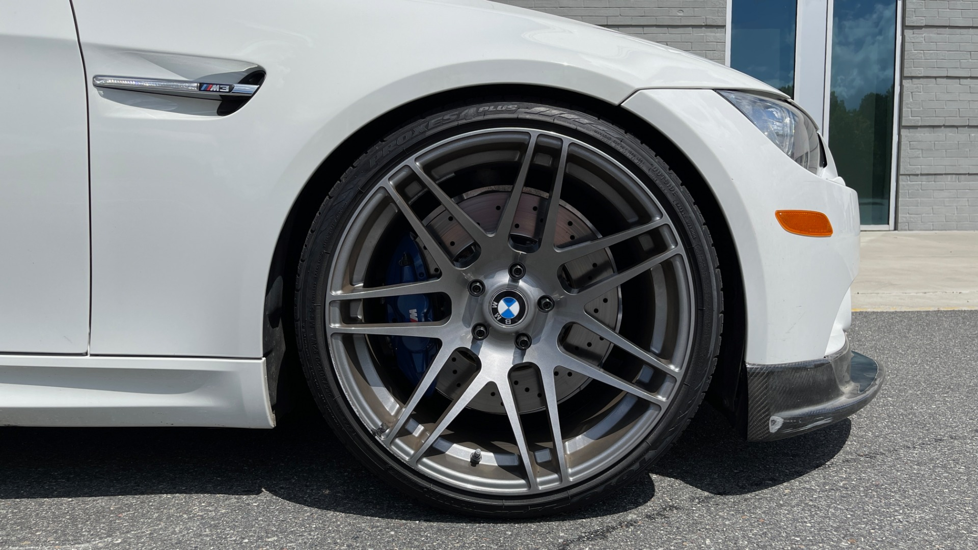 Used 2011 BMW M3 PREMIUM COUPE / CLD WTHR / TECH / SMARTPHONEINT / PARK ASST for sale Sold at Formula Imports in Charlotte NC 28227 83