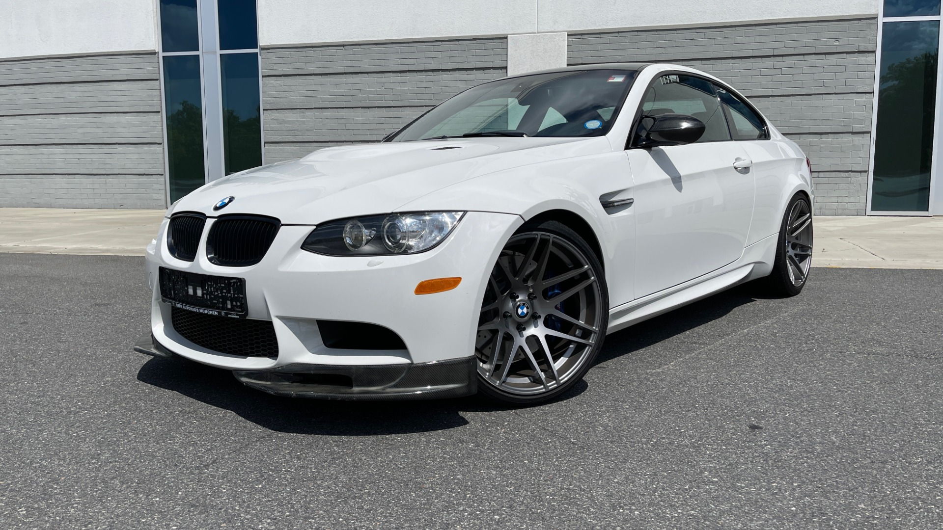 Used 2011 BMW M3 PREMIUM COUPE / CLD WTHR / TECH / SMARTPHONEINT / PARK ASST for sale Sold at Formula Imports in Charlotte NC 28227 1