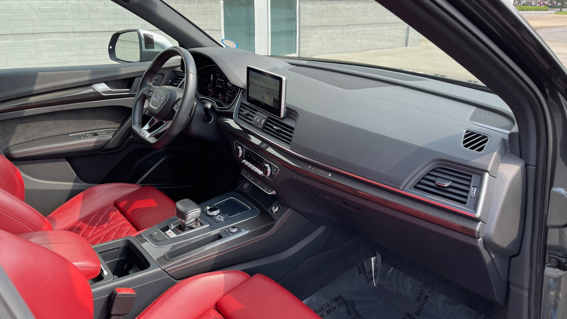 Used 2018 Audi SQ5 PREMIUM PLUS / S-SPORT / NAV / B&O SND / SUNROOF / REARVIEW for sale $43,995 at Formula Imports in Charlotte NC 28227 75