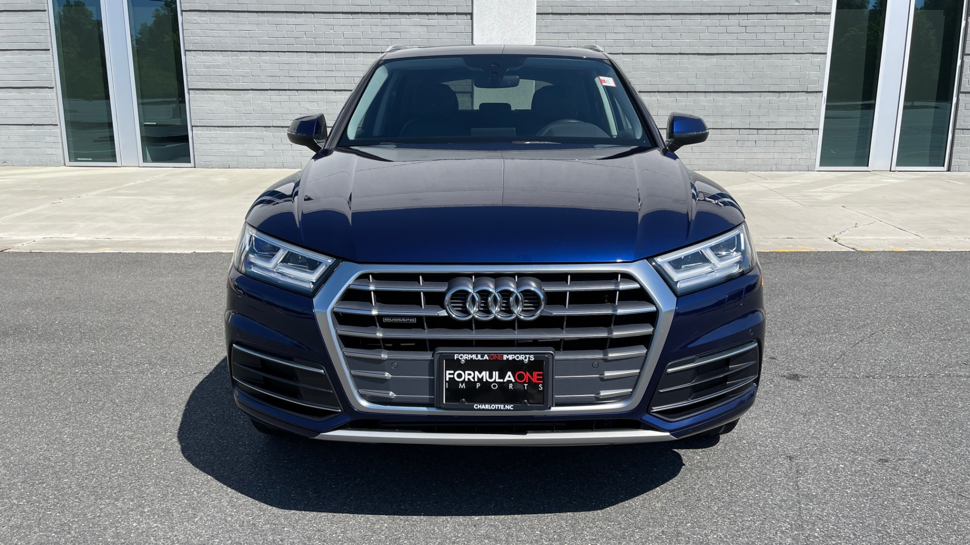 Used 2018 Audi Q5 PREMIUM PLUS / NAV / PANO-ROOF / PARK SYSTEM / REARVIEW for sale $33,695 at Formula Imports in Charlotte NC 28227 10