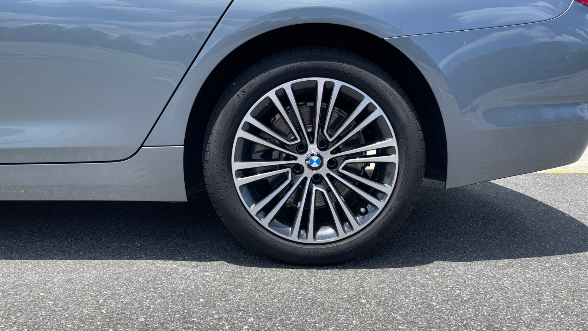 Used 2017 BMW 5 SERIES 530I PREMIUM / WIFI / NAV / SUNROOF / AUTO CLIMATE CONTROL for sale $31,795 at Formula Imports in Charlotte NC 28227 68