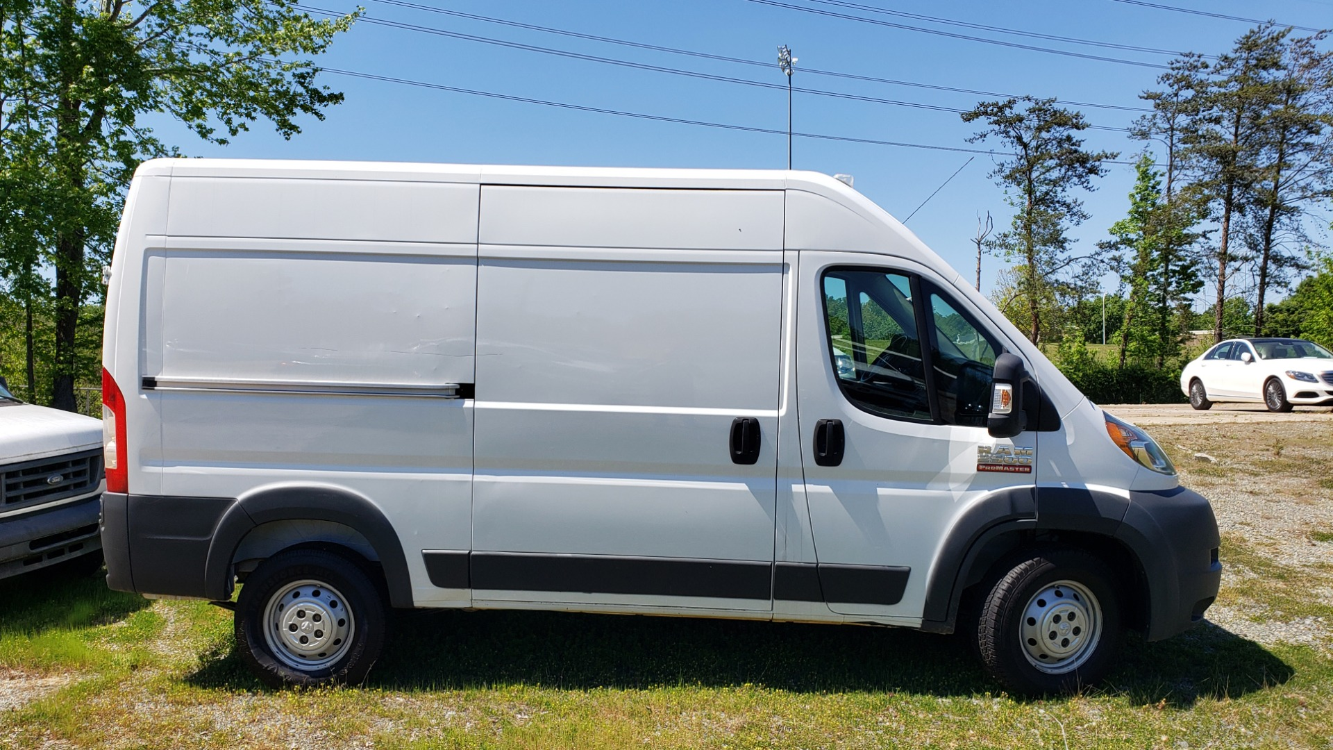 Used 2014 Ram PROMASTER CARGO VAN 2500 HIGH-ROOF CARGO VAN / 136IN WB / STORAGE for sale Sold at Formula Imports in Charlotte NC 28227 5