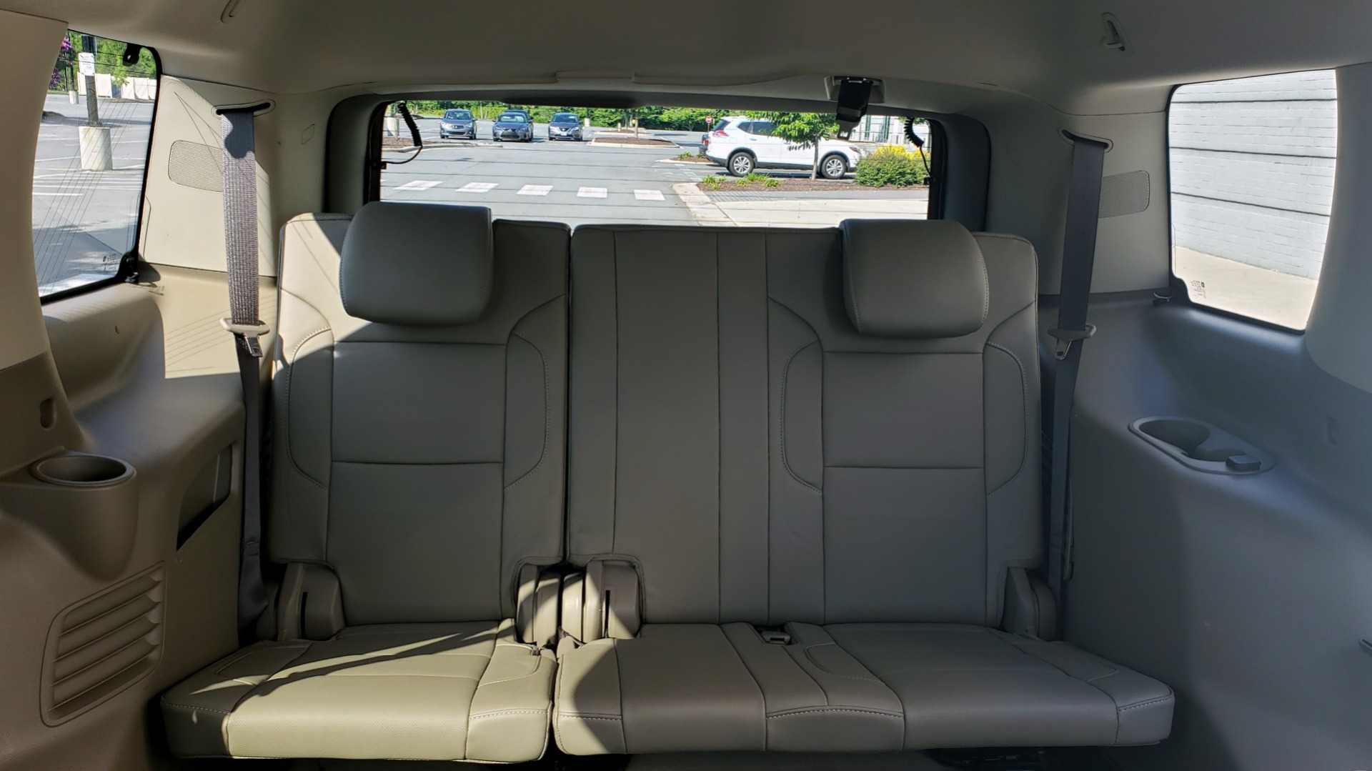 Used 2018 Chevrolet TAHOE PREMIER 4X4 / NAV / BOSE / SUNROOF / ENT SYS / 3-ROW / REARVIEW for sale $55,995 at Formula Imports in Charlotte NC 28227 24