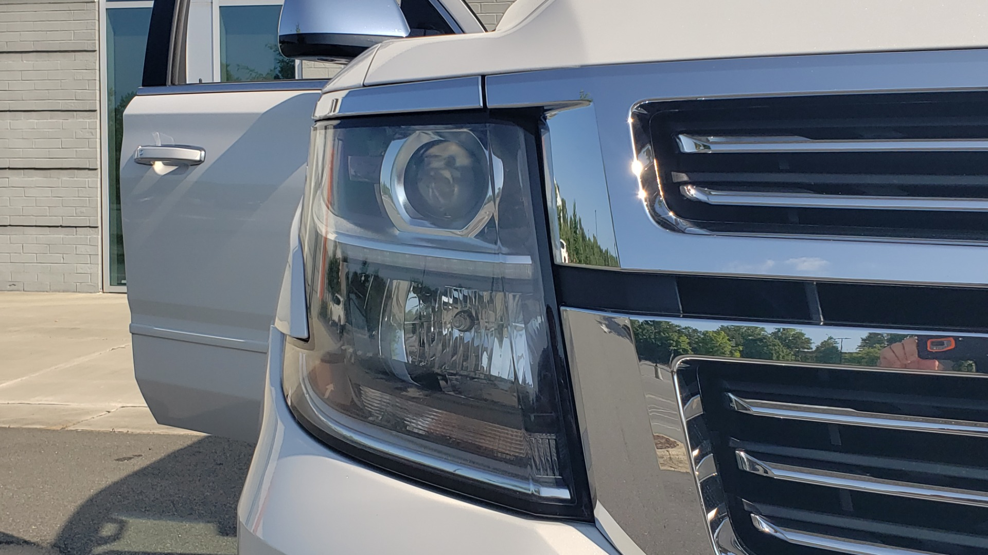 Used 2018 Chevrolet TAHOE PREMIER 4X4 / NAV / BOSE / SUNROOF / ENT SYS / 3-ROW / REARVIEW for sale $55,995 at Formula Imports in Charlotte NC 28227 28