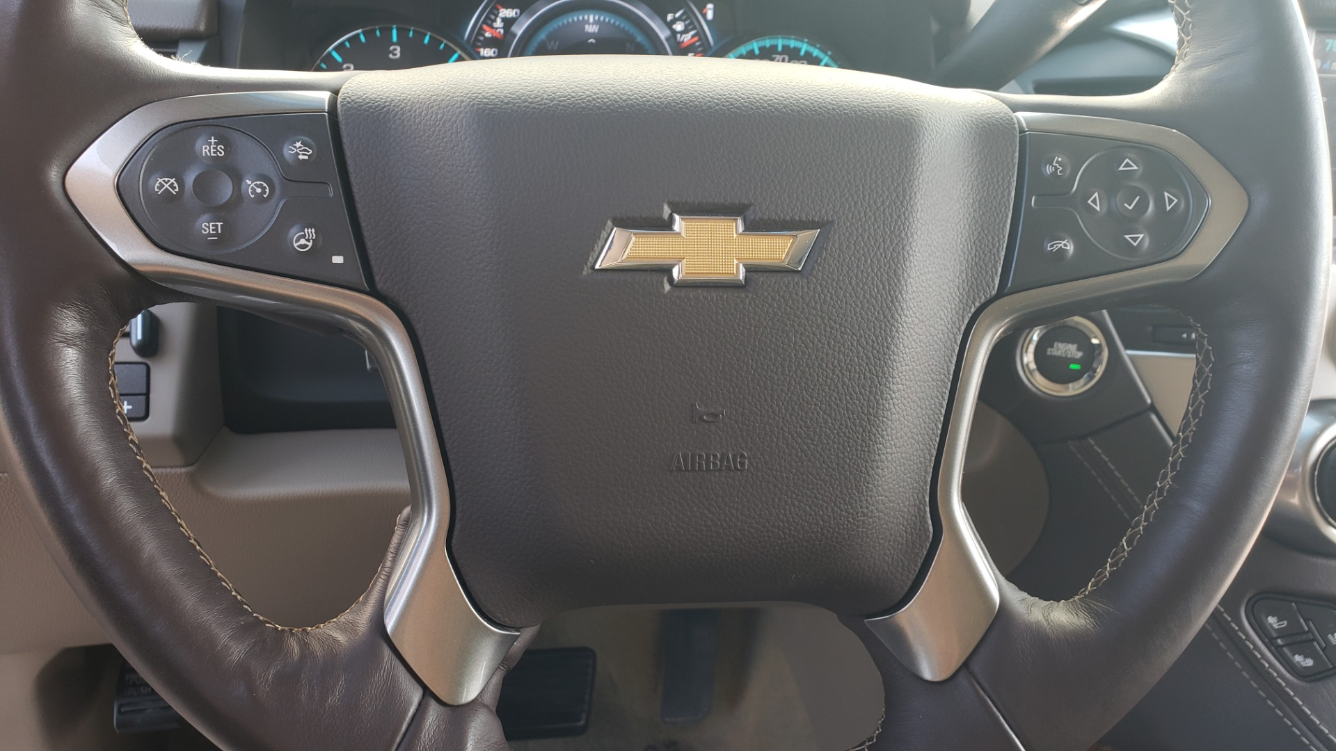 Used 2018 Chevrolet TAHOE PREMIER 4X4 / NAV / BOSE / SUNROOF / ENT SYS / 3-ROW / REARVIEW for sale $55,995 at Formula Imports in Charlotte NC 28227 47