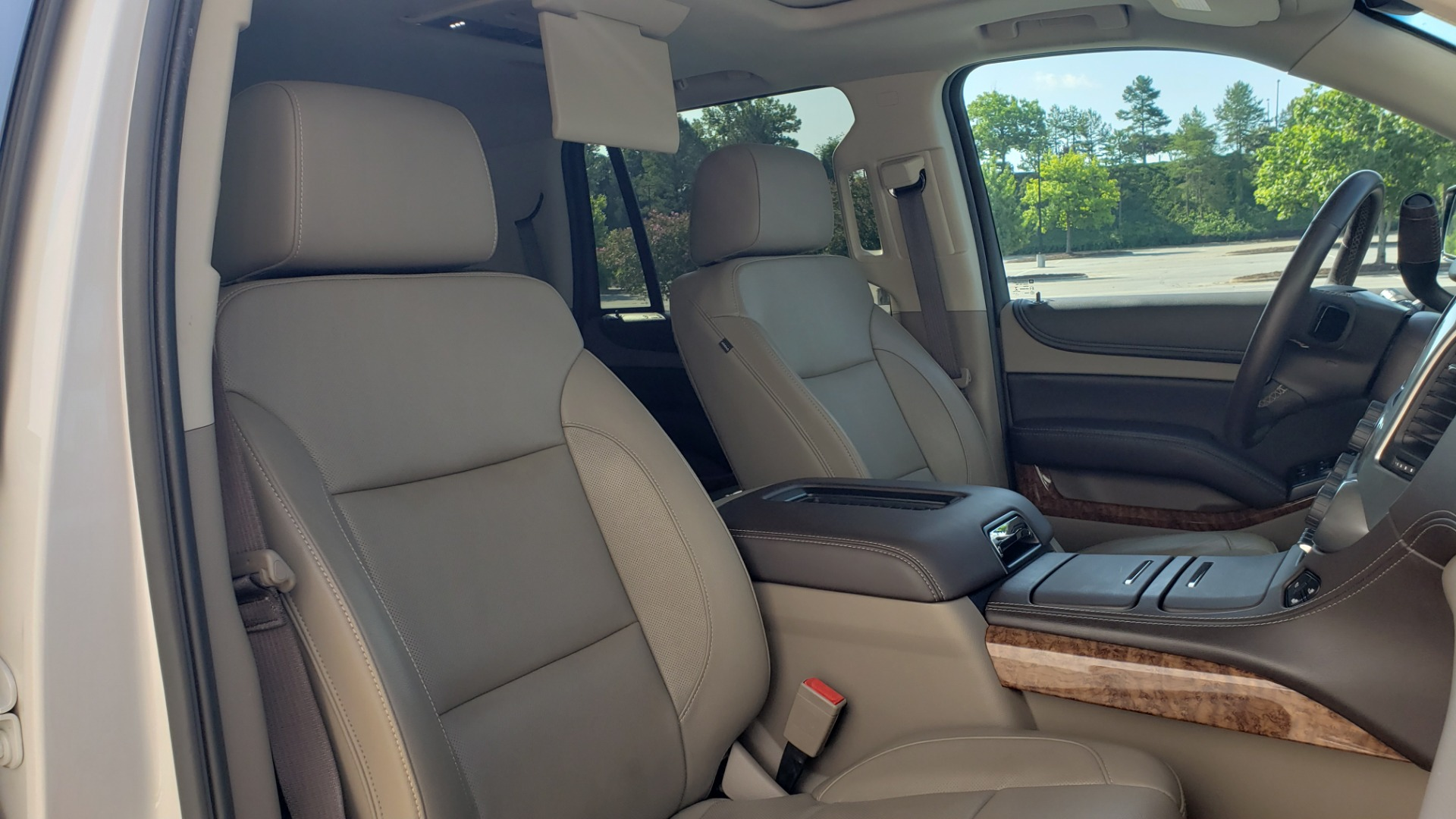 Used 2018 Chevrolet TAHOE PREMIER 4X4 / NAV / BOSE / SUNROOF / ENT SYS / 3-ROW / REARVIEW for sale $55,995 at Formula Imports in Charlotte NC 28227 69