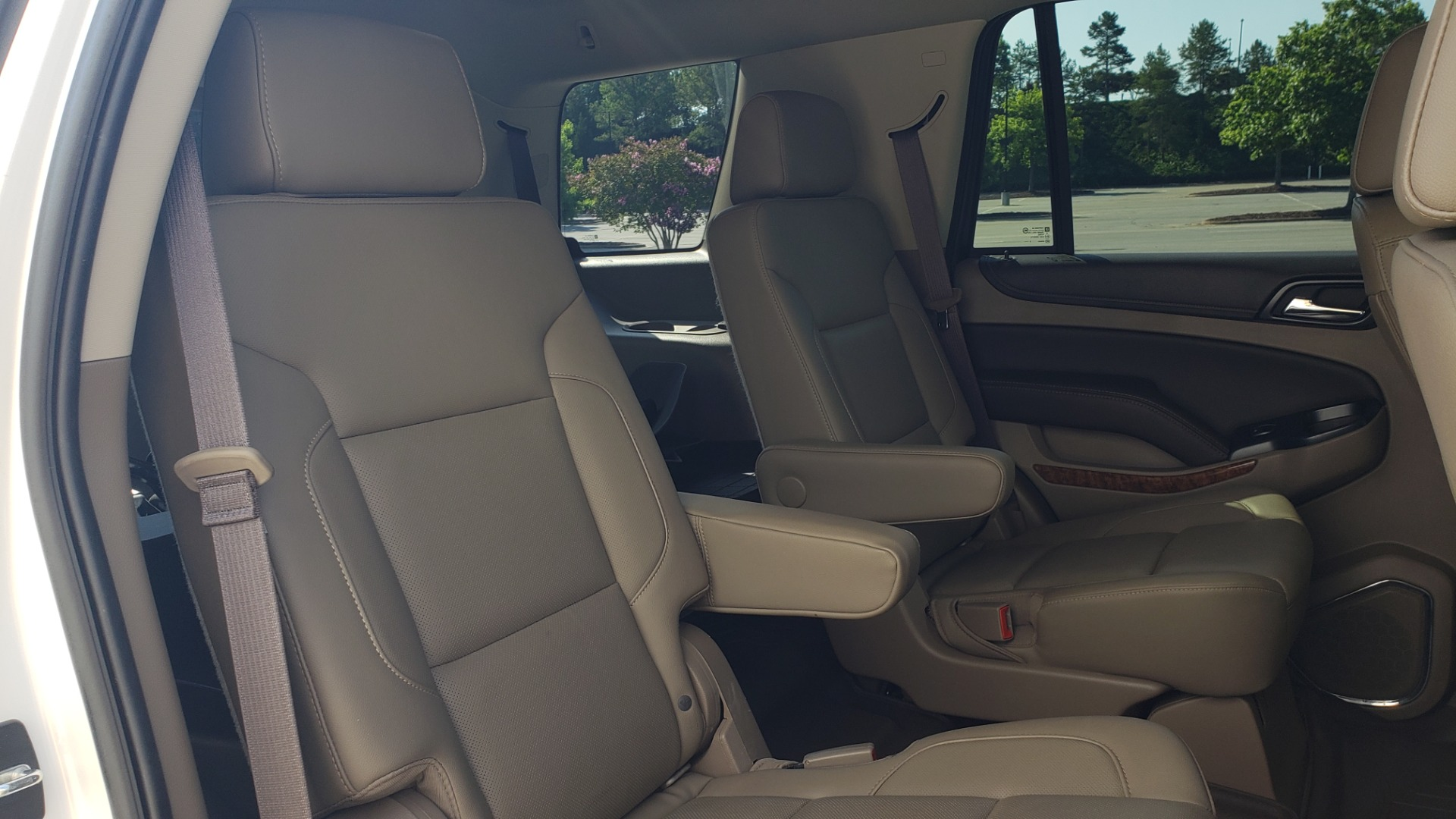 Used 2018 Chevrolet TAHOE PREMIER 4X4 / NAV / BOSE / SUNROOF / ENT SYS / 3-ROW / REARVIEW for sale $55,995 at Formula Imports in Charlotte NC 28227 74