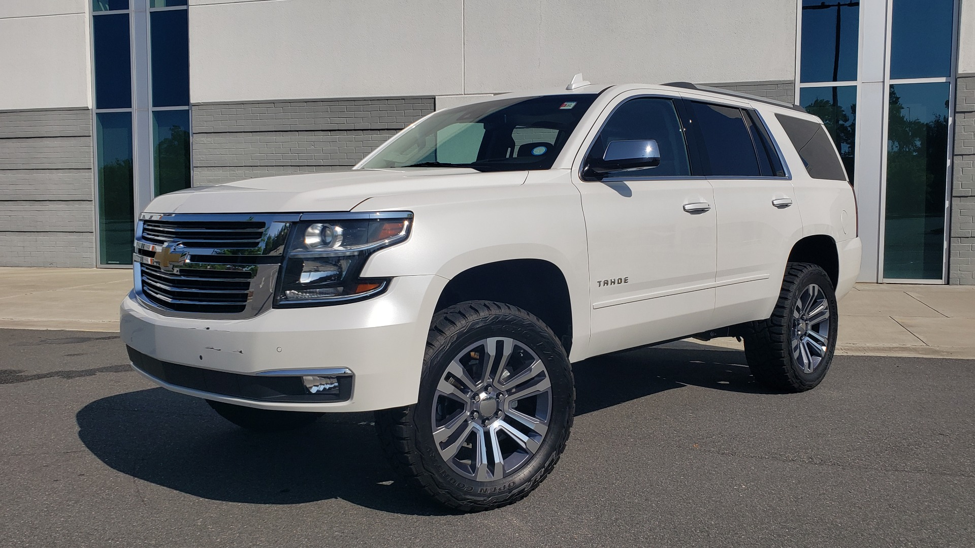 Used 2018 Chevrolet TAHOE PREMIER 4X4 / NAV / BOSE / SUNROOF / ENT SYS / 3-ROW / REARVIEW for sale $55,995 at Formula Imports in Charlotte NC 28227 89