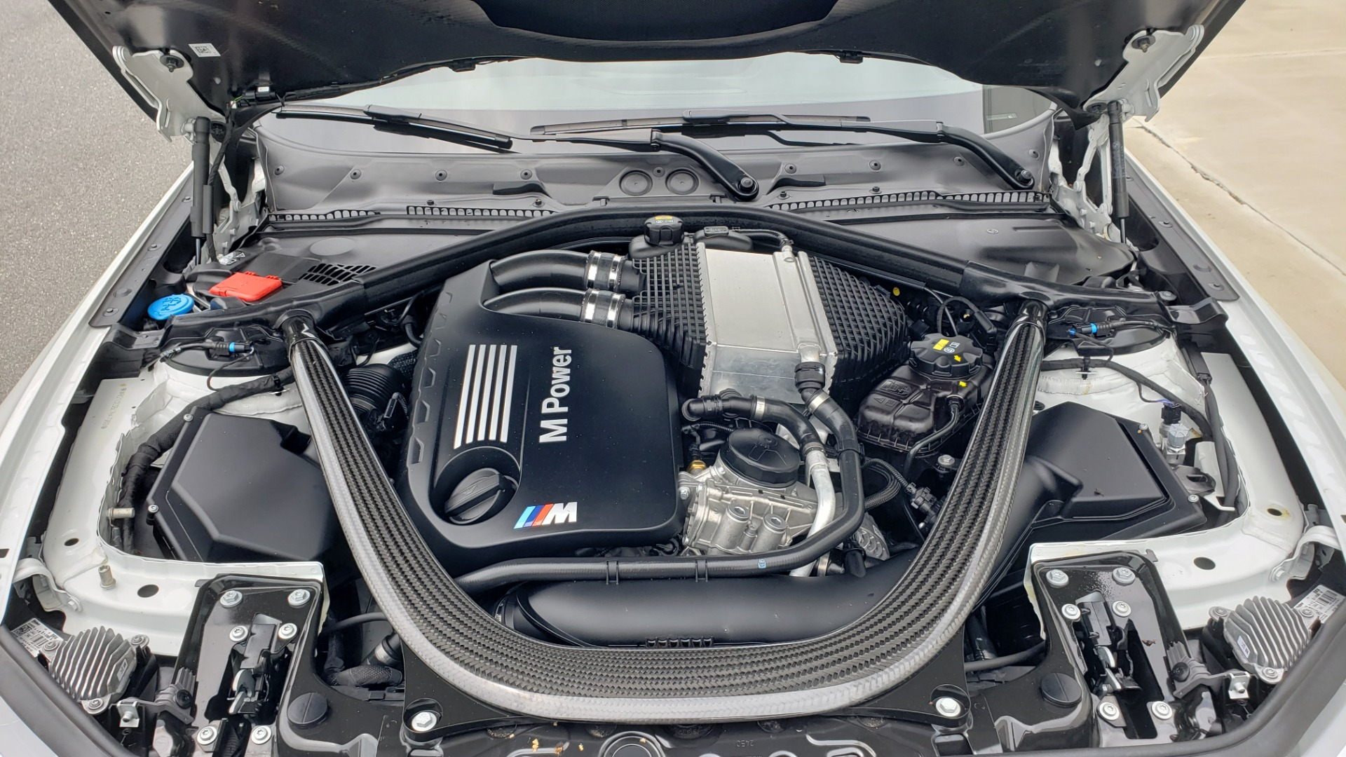 Used 2020 BMW M2 CS COMPETITION 405HP / COUPE / MANUAL / NAV / H/K SOUND / REARVIEW for sale $105,995 at Formula Imports in Charlotte NC 28227 18