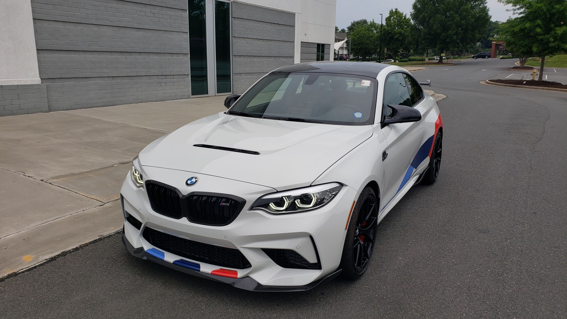 Used 2020 BMW M2 CS COMPETITION 405HP / COUPE / MANUAL / NAV / H/K SOUND / REARVIEW for sale $105,995 at Formula Imports in Charlotte NC 28227 2