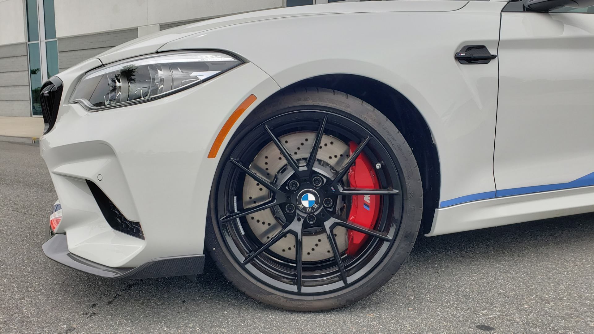 Used 2020 BMW M2 CS COMPETITION 405HP / COUPE / MANUAL / NAV / H/K SOUND / REARVIEW for sale $105,995 at Formula Imports in Charlotte NC 28227 24