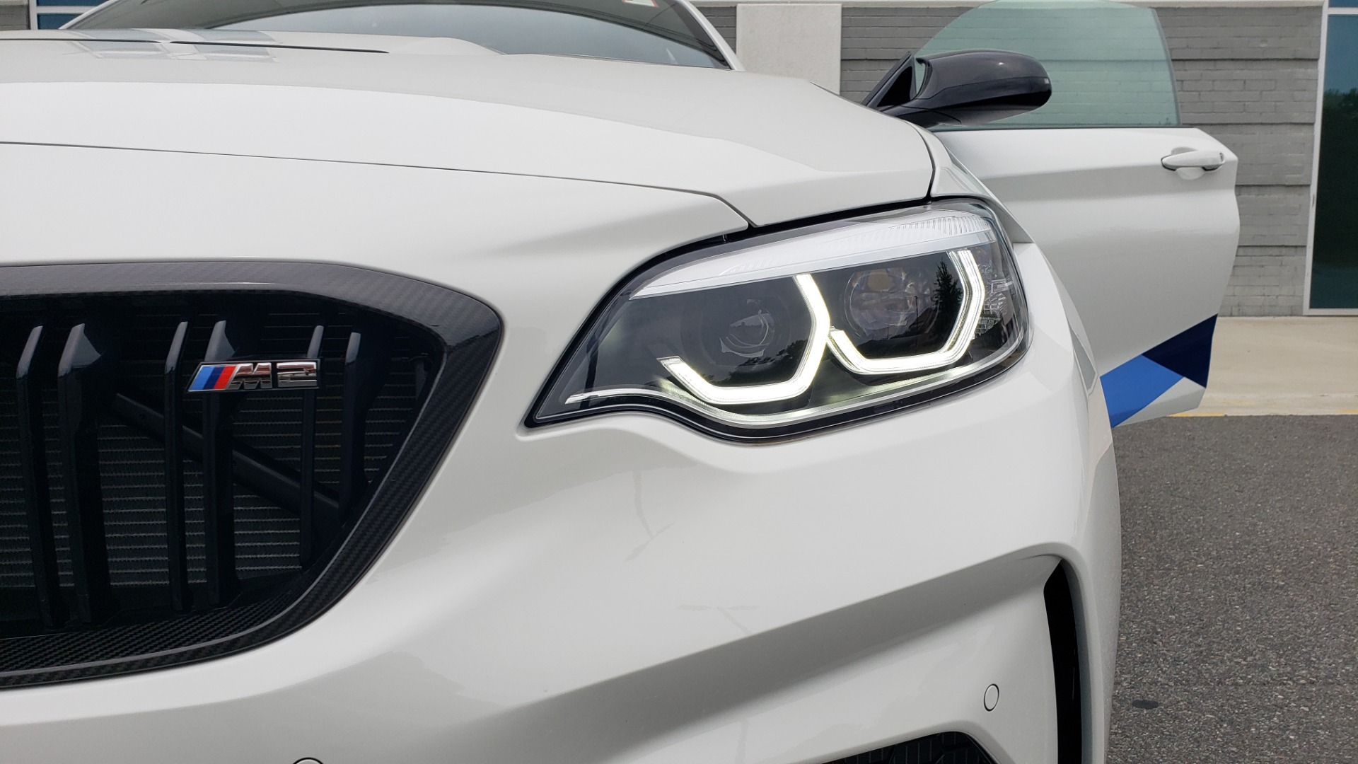 Used 2020 BMW M2 CS COMPETITION 405HP / COUPE / MANUAL / NAV / H/K SOUND / REARVIEW for sale $105,995 at Formula Imports in Charlotte NC 28227 27