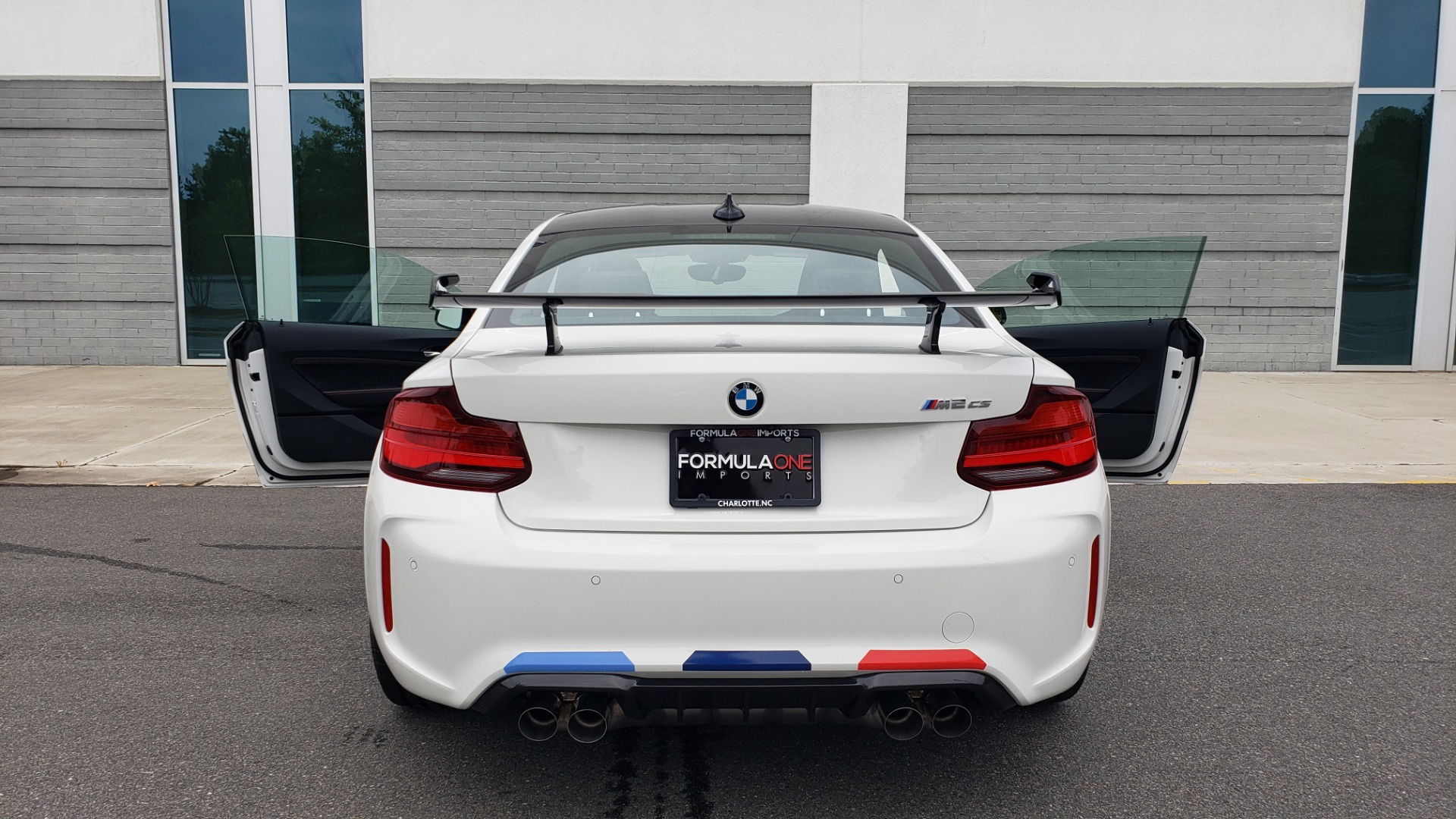 Used 2020 BMW M2 CS COMPETITION 405HP / COUPE / MANUAL / NAV / H/K SOUND / REARVIEW for sale $105,995 at Formula Imports in Charlotte NC 28227 31
