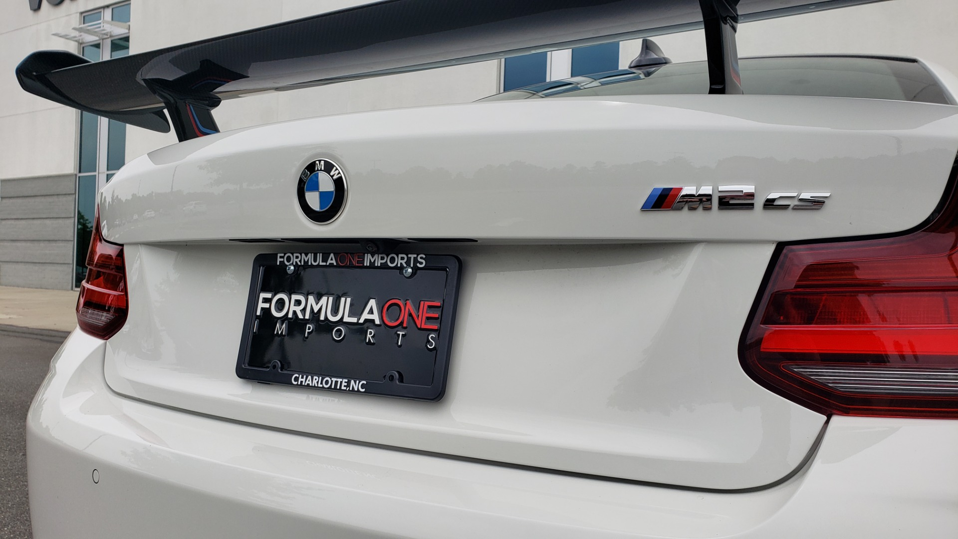 Used 2020 BMW M2 CS COMPETITION 405HP / COUPE / MANUAL / NAV / H/K SOUND / REARVIEW for sale $105,995 at Formula Imports in Charlotte NC 28227 34