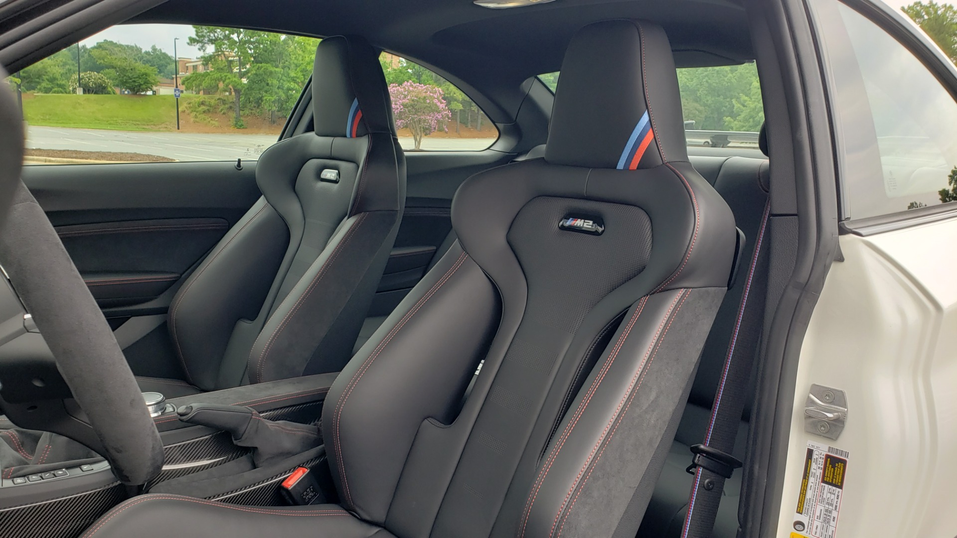 Used 2020 BMW M2 CS COMPETITION 405HP / COUPE / MANUAL / NAV / H/K SOUND / REARVIEW for sale $105,995 at Formula Imports in Charlotte NC 28227 40