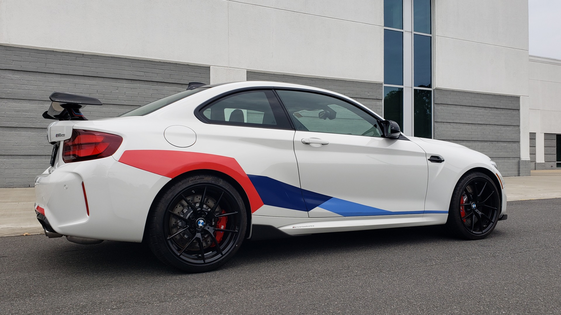 Used 2020 BMW M2 CS COMPETITION 405HP / COUPE / MANUAL / NAV / H/K SOUND / REARVIEW for sale $105,995 at Formula Imports in Charlotte NC 28227 8