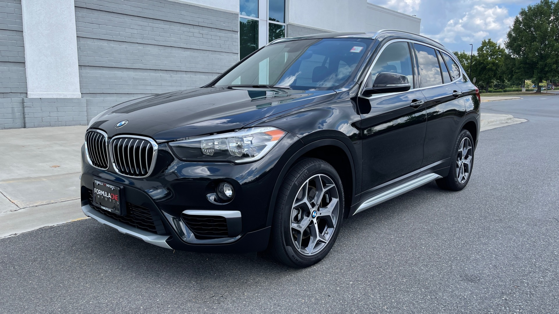 Used 2018 BMW X1 XDRIVE28I / NAV / CONV PKG / HTD STS / PANO-ROOF / REARVIEW for sale $29,995 at Formula Imports in Charlotte NC 28227 3