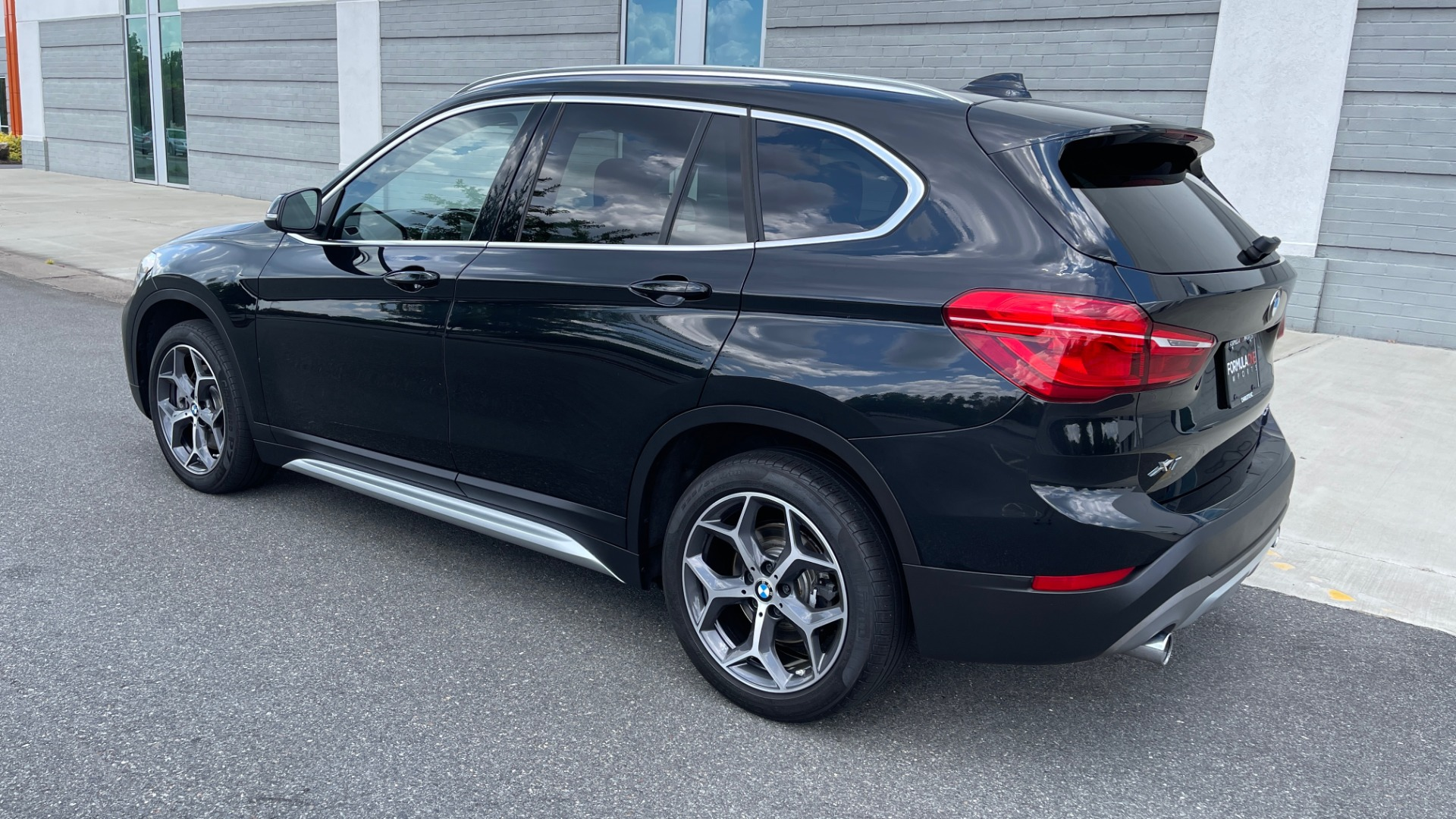 Used 2018 BMW X1 XDRIVE28I / NAV / CONV PKG / HTD STS / PANO-ROOF / REARVIEW for sale $29,995 at Formula Imports in Charlotte NC 28227 5