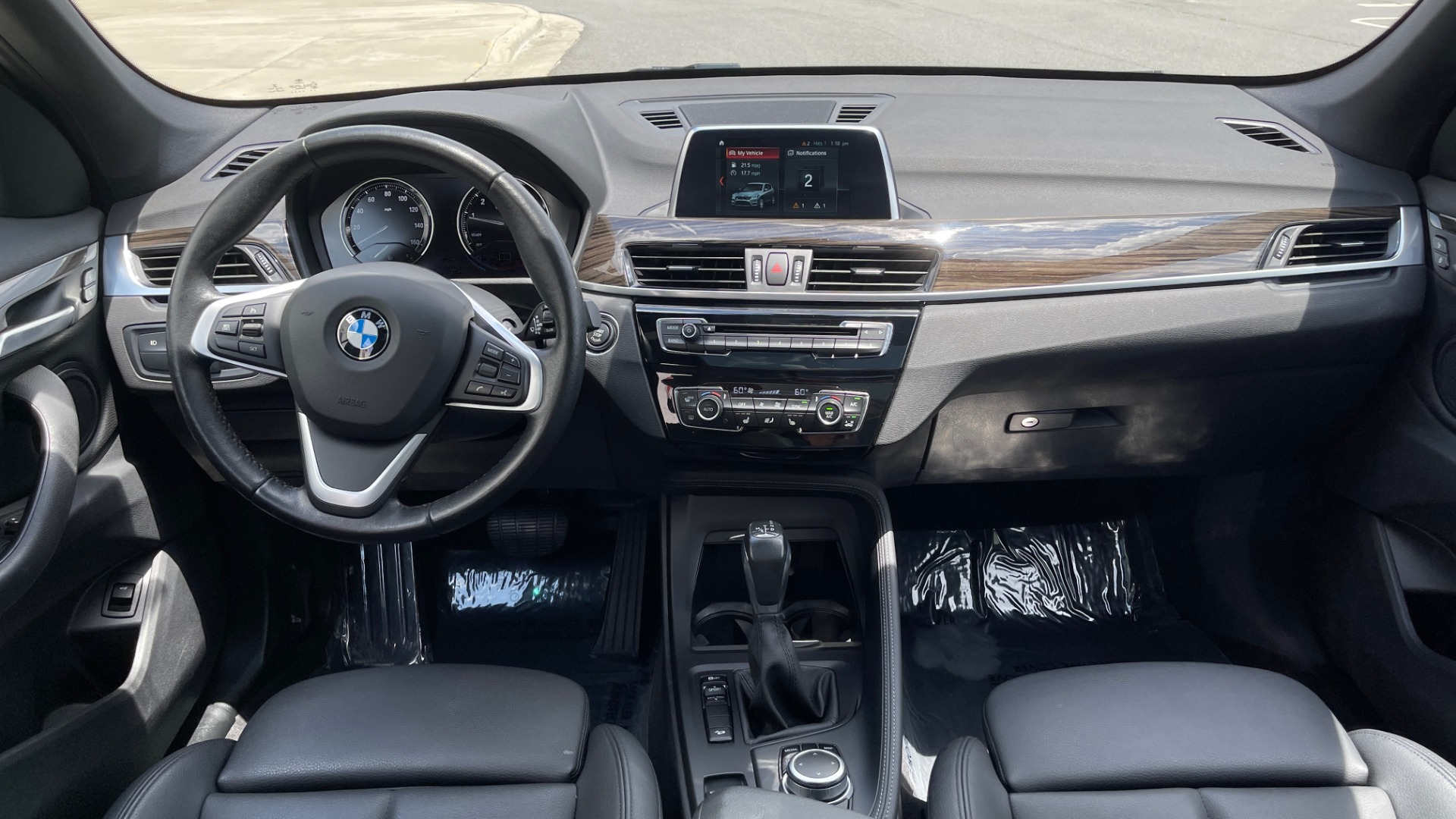 Used 2018 BMW X1 XDRIVE28I / NAV / CONV PKG / HTD STS / PANO-ROOF / REARVIEW for sale $29,995 at Formula Imports in Charlotte NC 28227 57