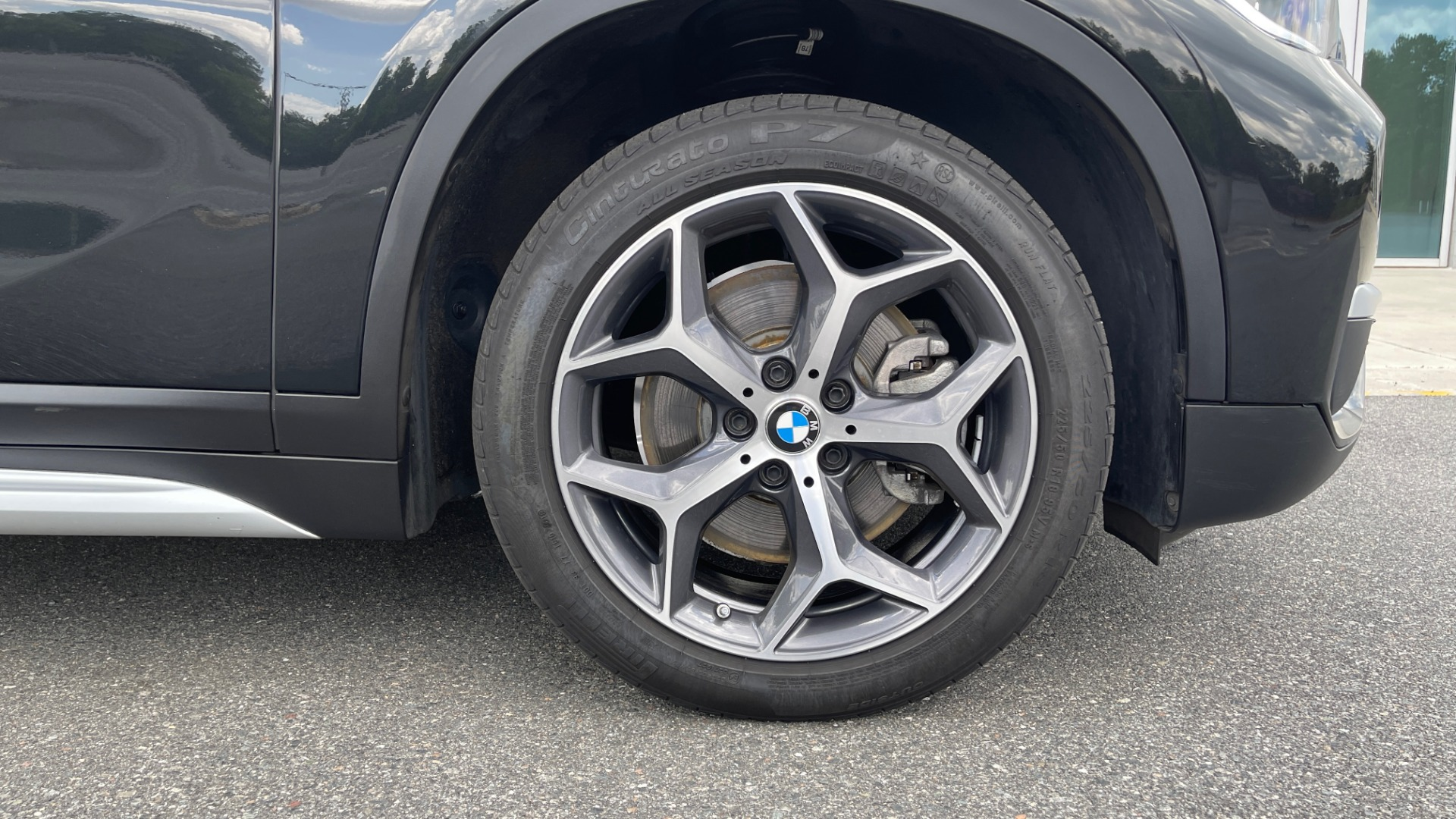 Used 2018 BMW X1 XDRIVE28I / NAV / CONV PKG / HTD STS / PANO-ROOF / REARVIEW for sale $29,995 at Formula Imports in Charlotte NC 28227 73