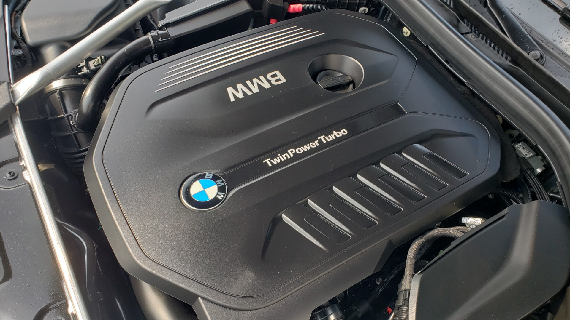 Used 2018 BMW 5 SERIES 540I XDRIVE PREMIUM / EXECUTIVE / LUXURY / H/K SND / REMOTE CONTROL PARKING for sale $40,995 at Formula Imports in Charlotte NC 28227 14