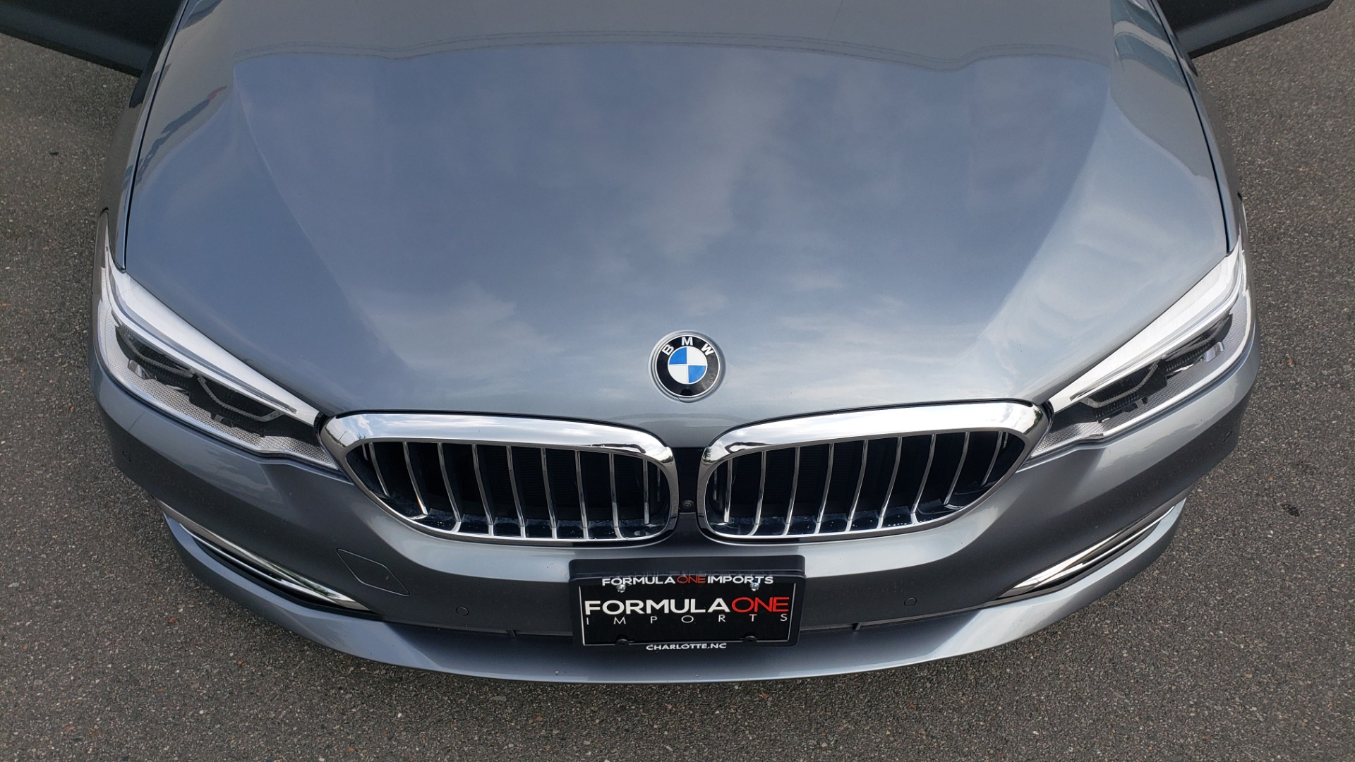Used 2018 BMW 5 SERIES 540I XDRIVE PREMIUM / EXECUTIVE / LUXURY / H/K SND / REMOTE CONTROL PARKING for sale $40,995 at Formula Imports in Charlotte NC 28227 23