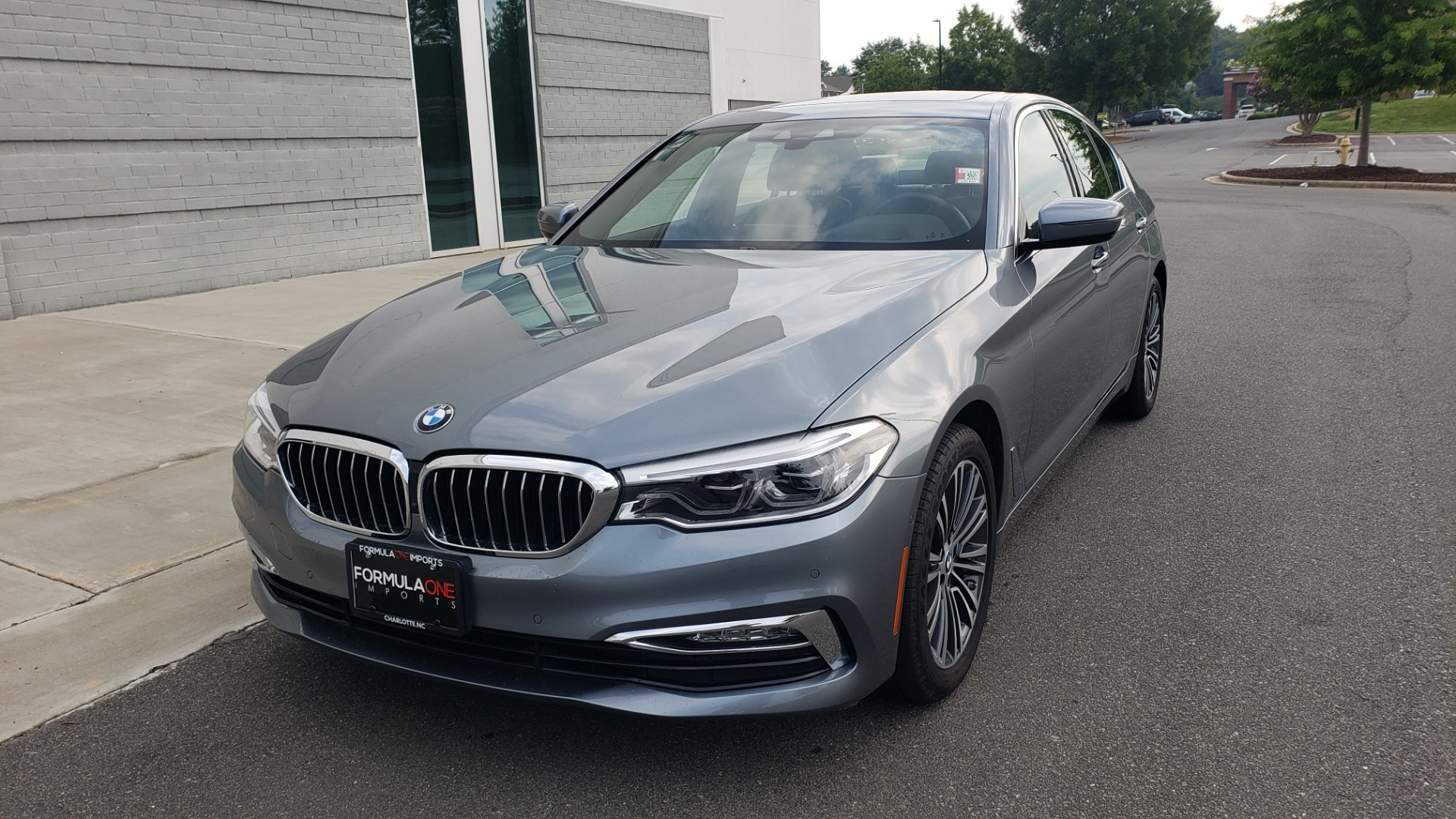 Used 2018 BMW 5 SERIES 540I XDRIVE PREMIUM / EXECUTIVE / LUXURY / H/K SND / REMOTE CONTROL PARKING for sale $40,995 at Formula Imports in Charlotte NC 28227 3