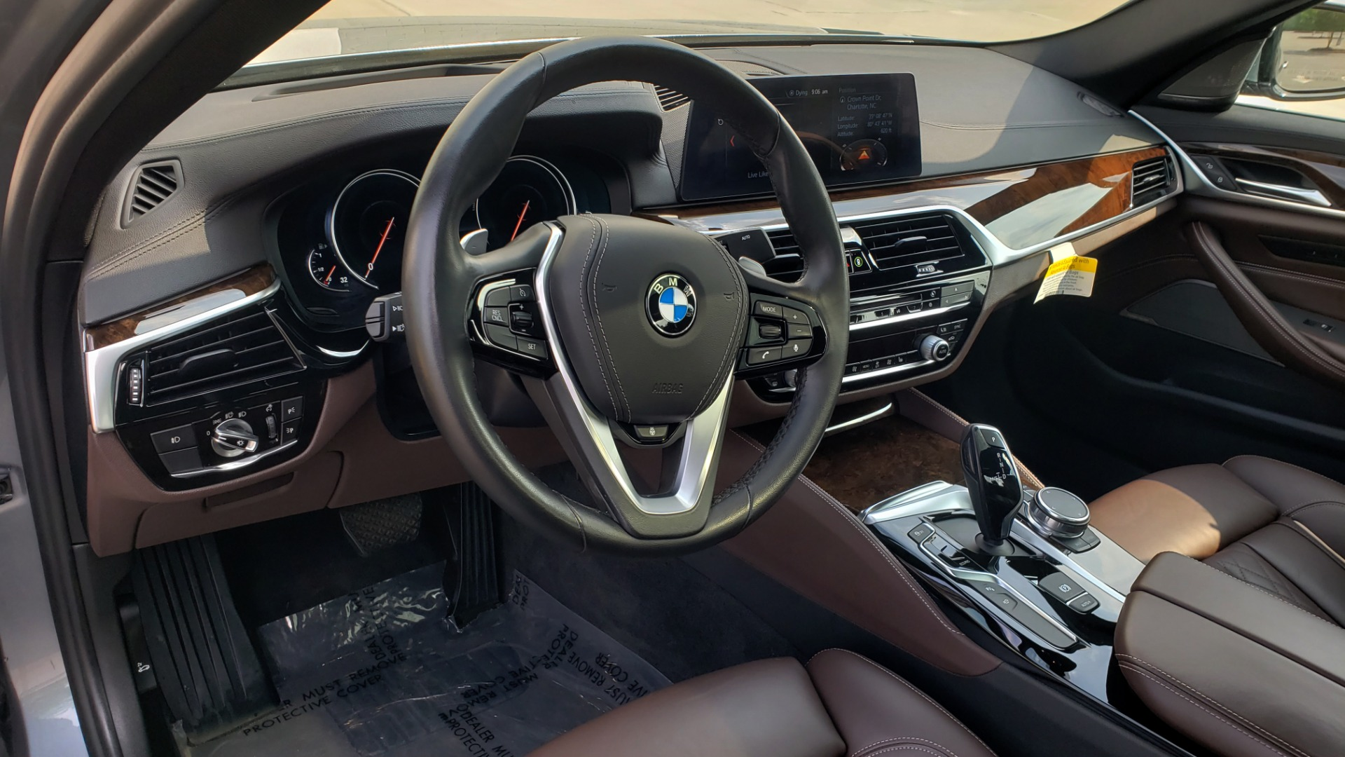 Used 2018 BMW 5 SERIES 540I XDRIVE PREMIUM / EXECUTIVE / LUXURY / H/K SND / REMOTE CONTROL PARKING for sale $40,995 at Formula Imports in Charlotte NC 28227 35